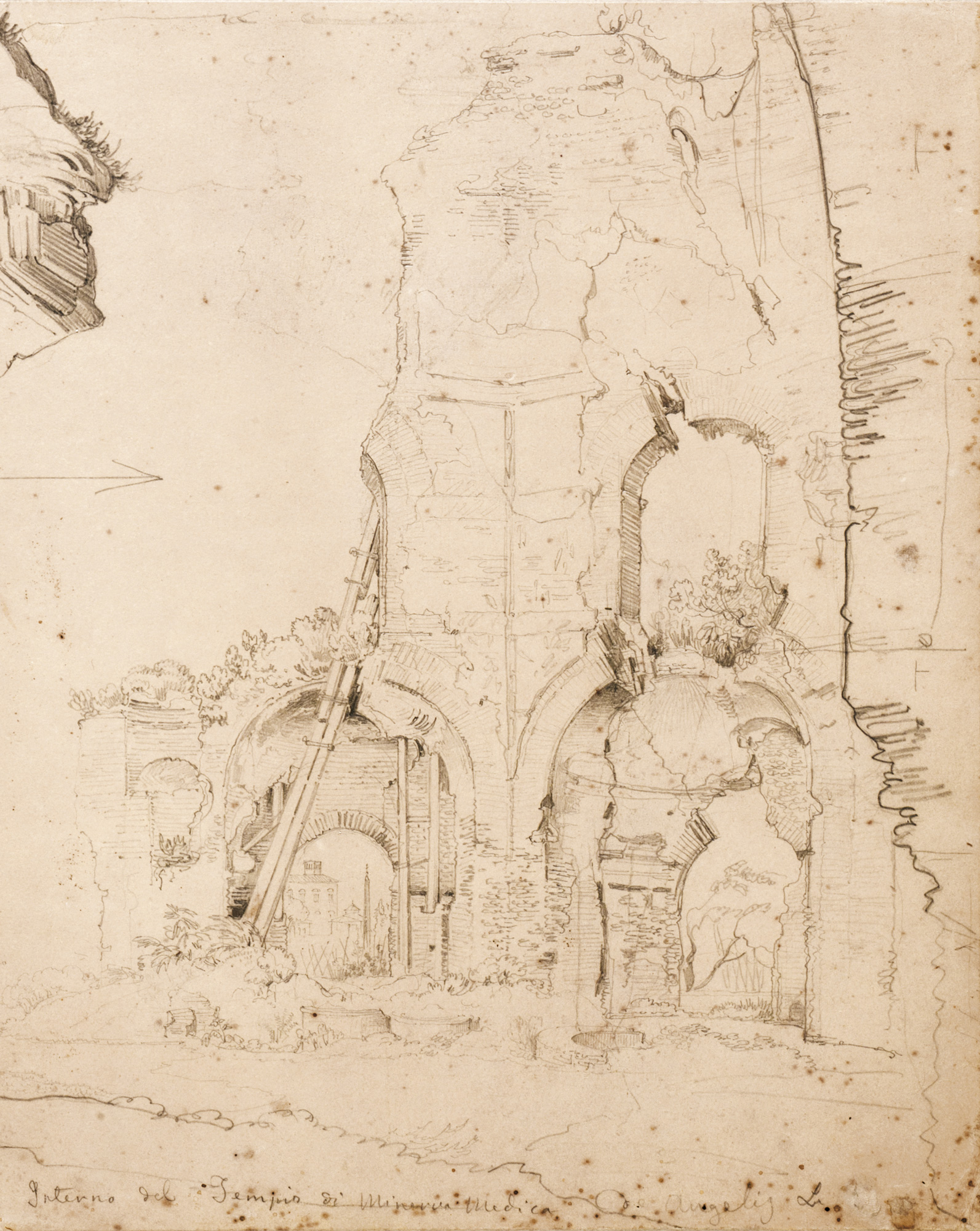 Lotto di sei disegni l apoteosi di lady kilmore quattro for Disegni di cabina di campagna