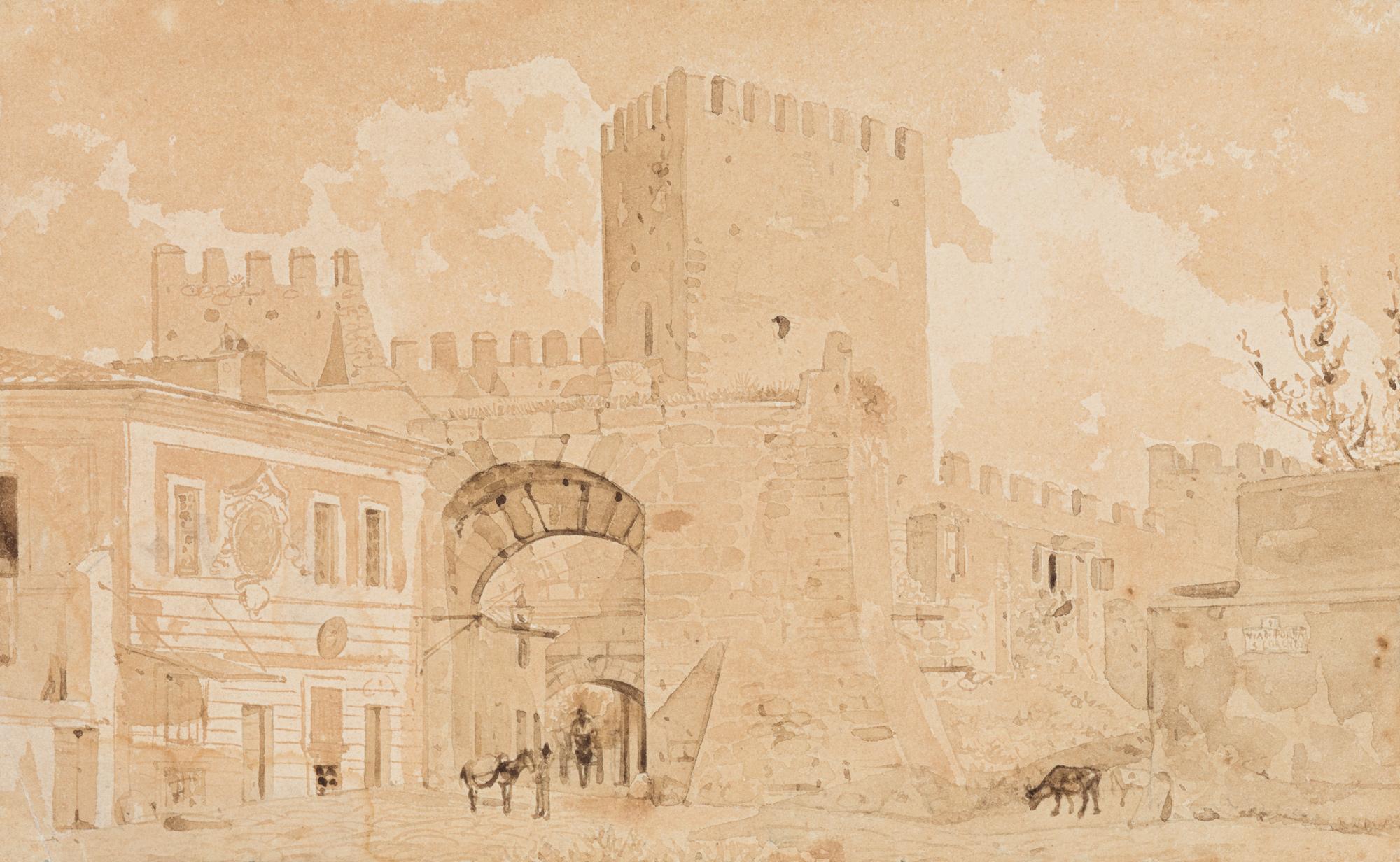 Roma via di porta san lorenzo dipinti antichi e arte - Zara home porta di roma ...