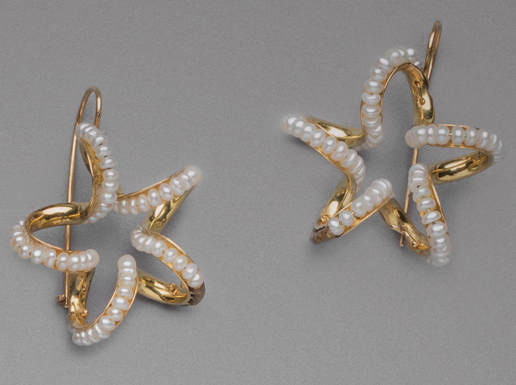in oro e perle