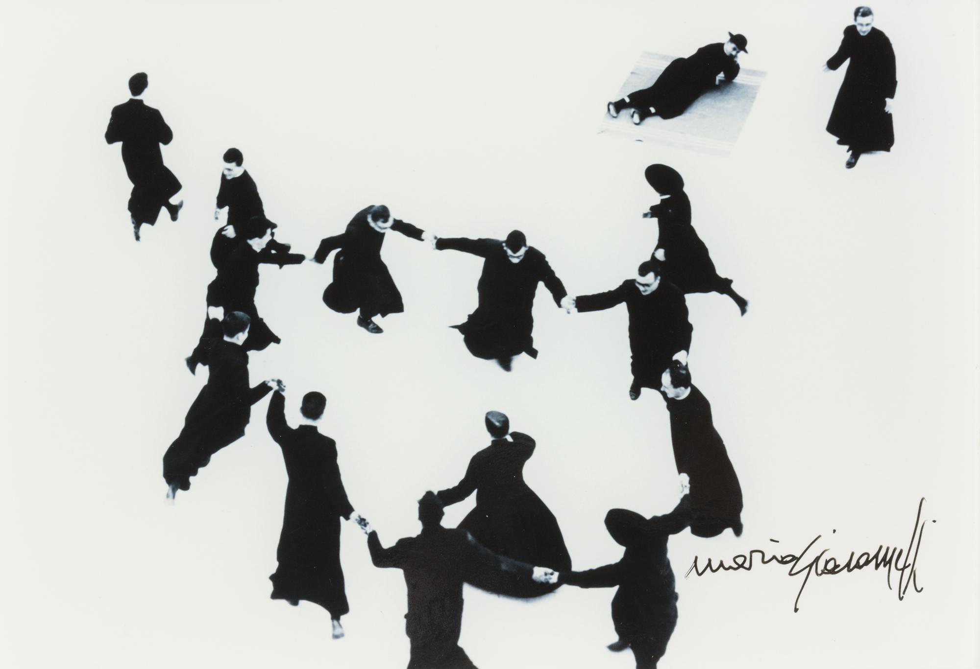 """Pretini """"Io non ho mani che mi accarezzino il volto"""", 1961/'63"""