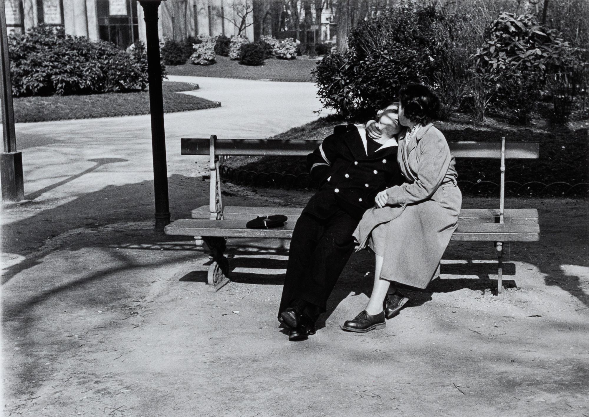 Le baiser du marin, ca. 1950