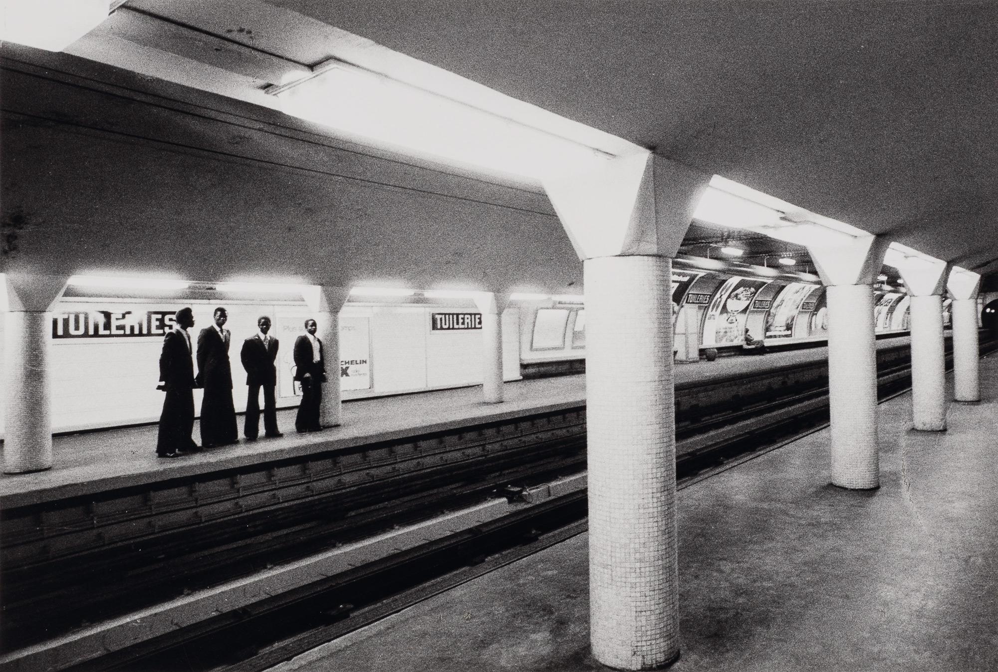 Parigi, 1974