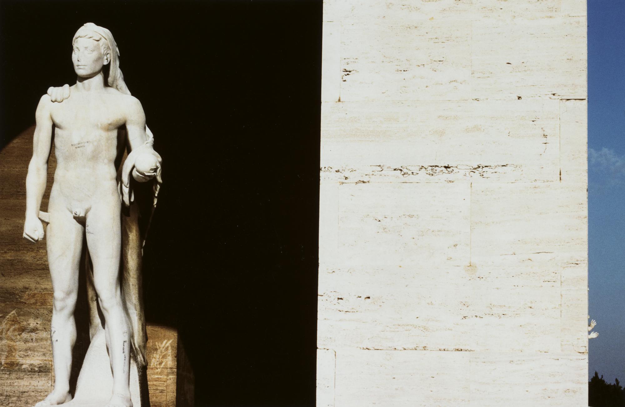 Palazzo della Civiltà, EUR, Roma, 1980