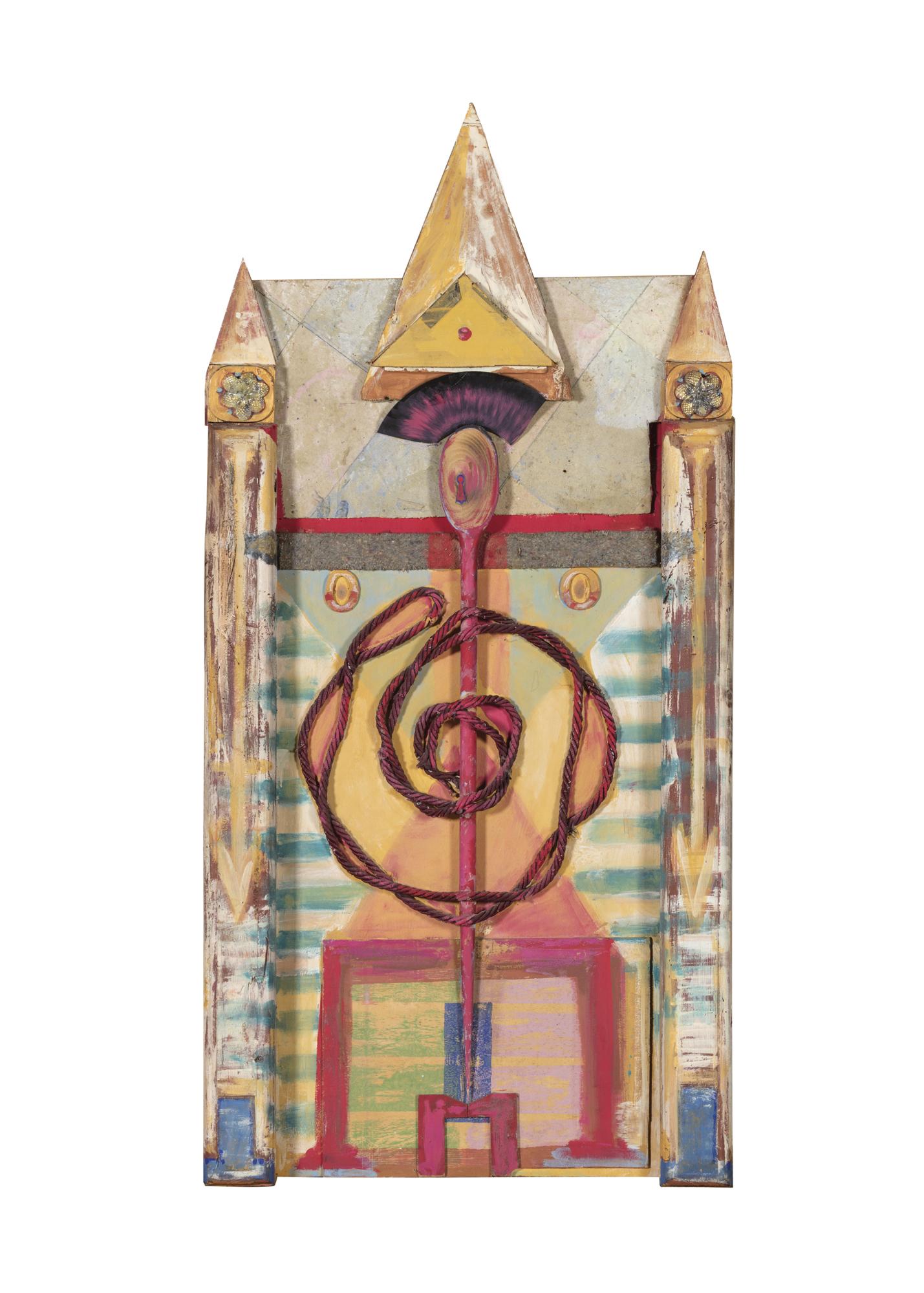 Carico in tempio, 2000