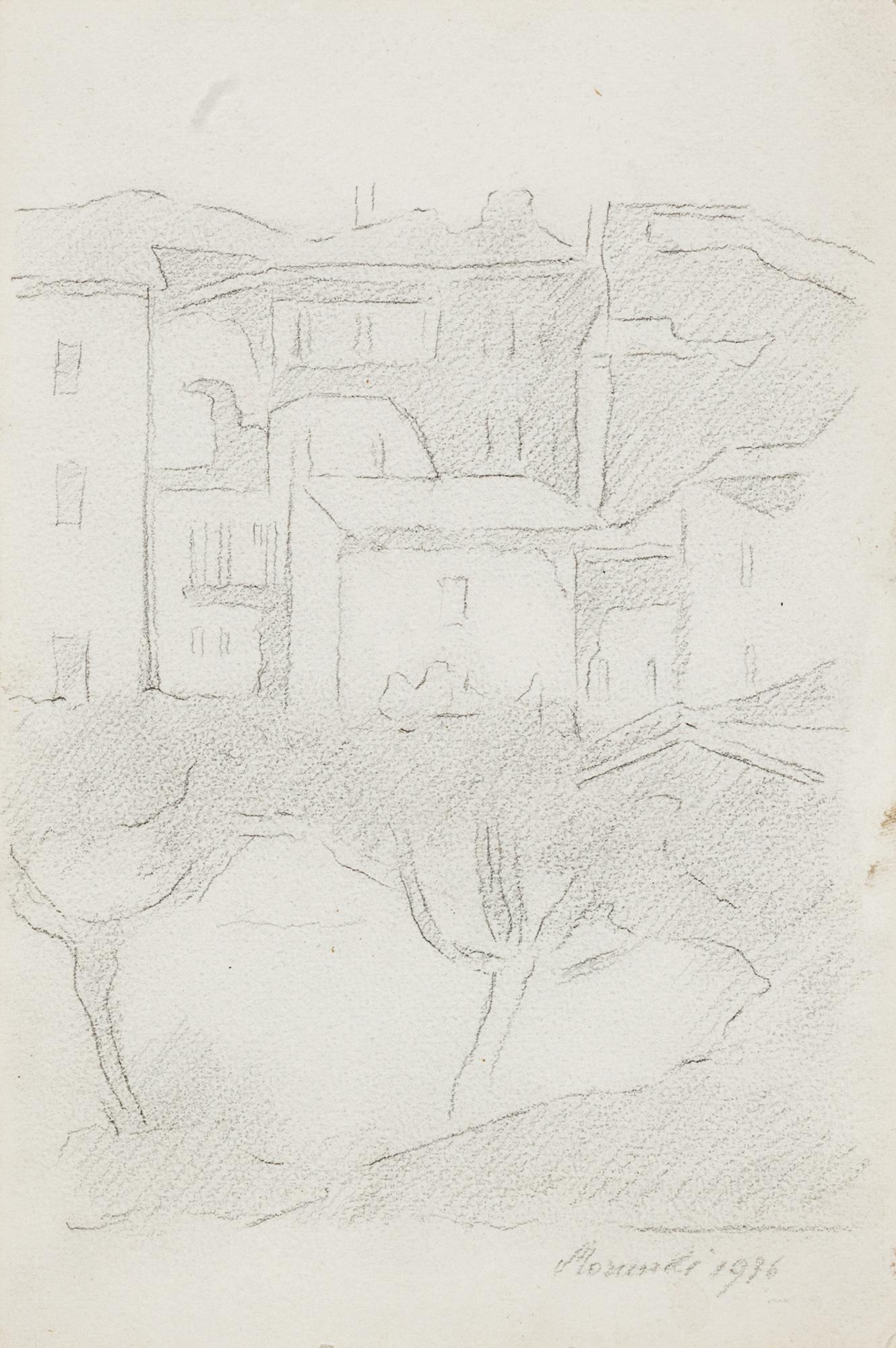 Paesaggio, 1936