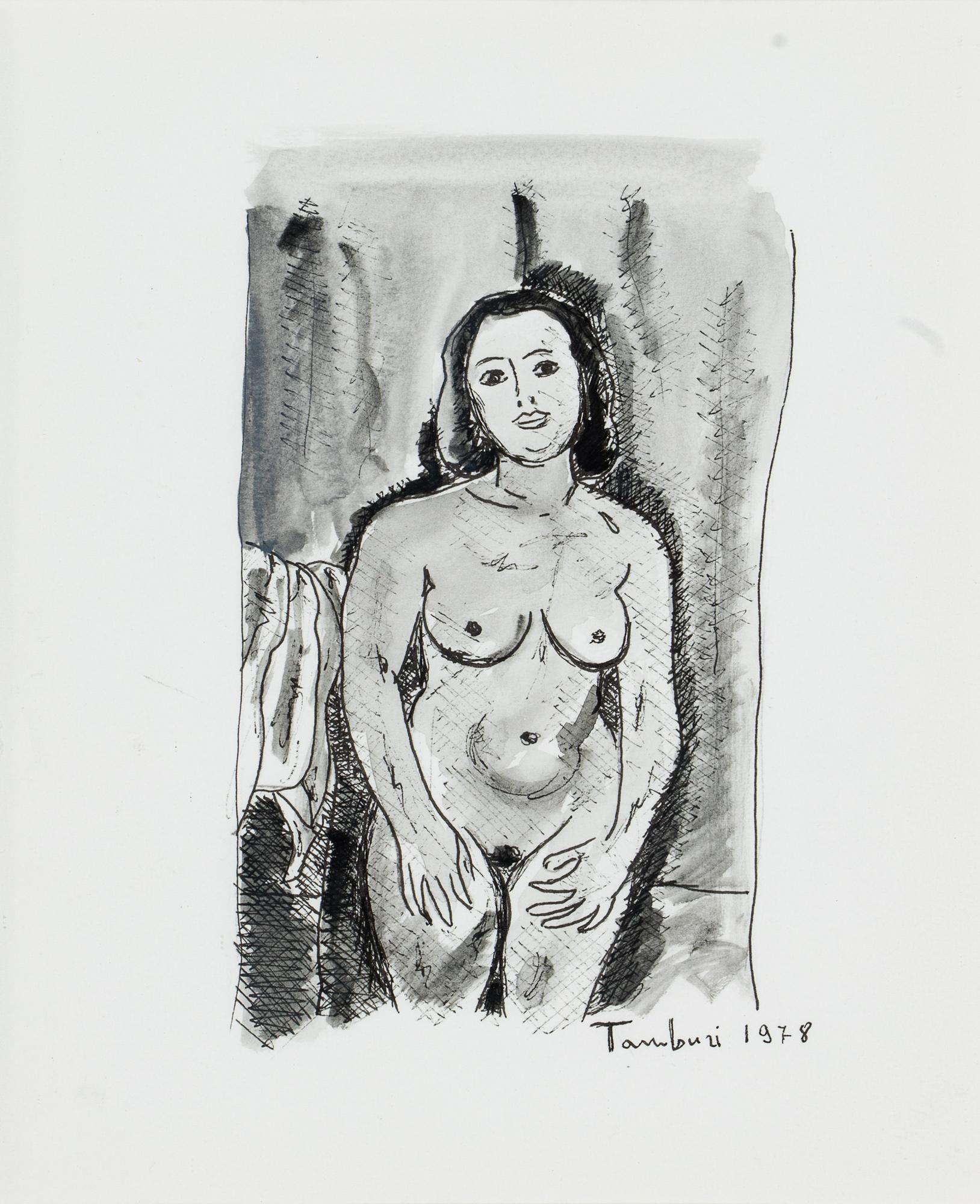 Nudo di donna, 1978