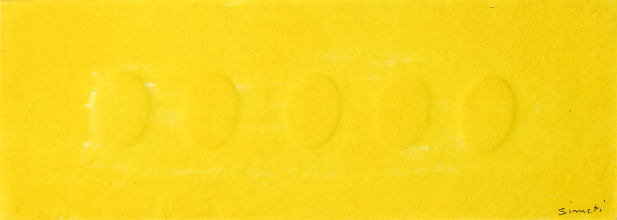 5 Ovali gialli