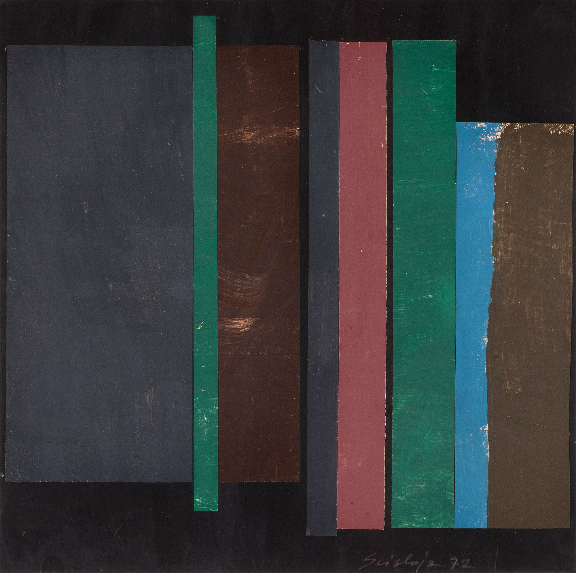Collage, 1972