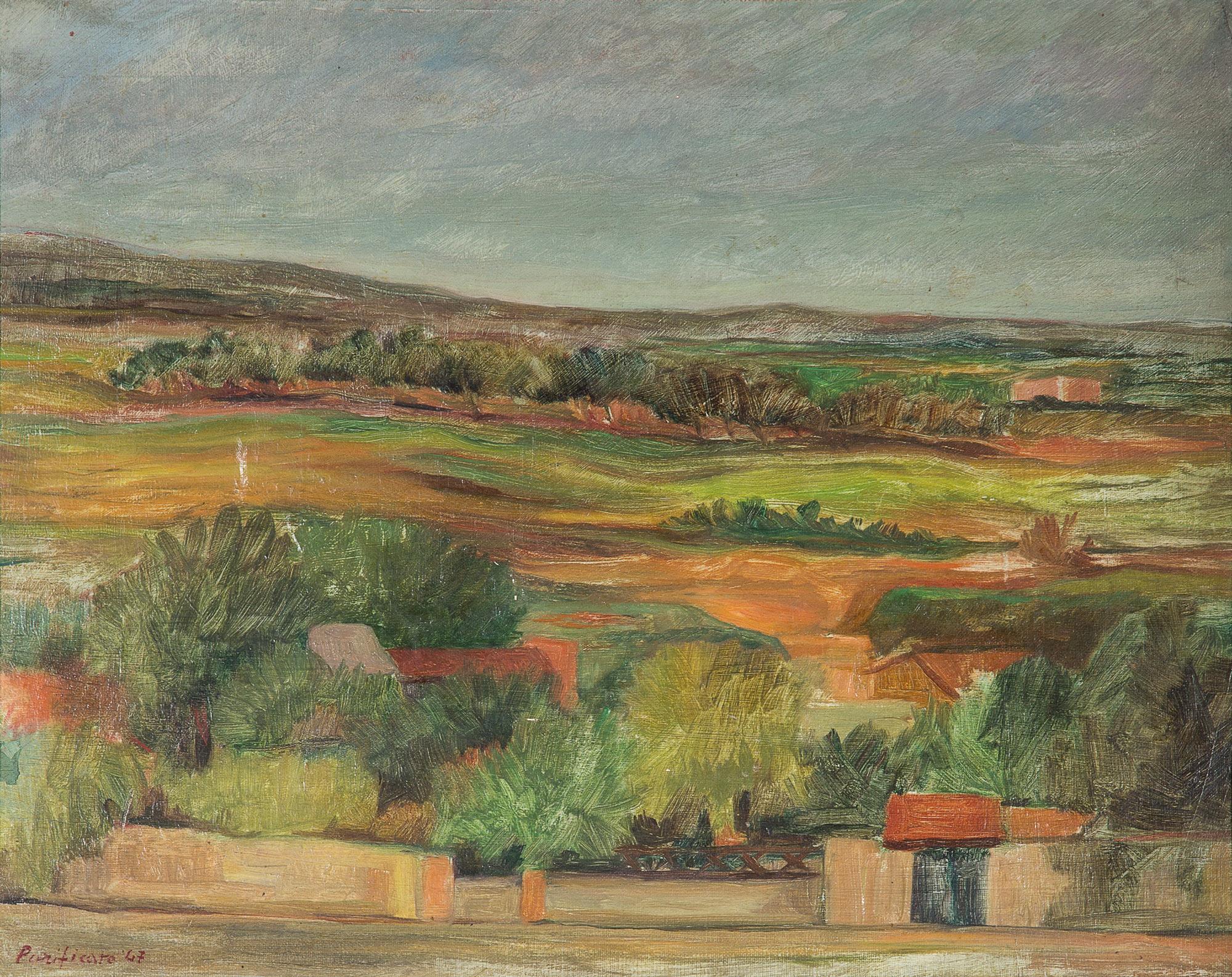 Paesaggio, 1947