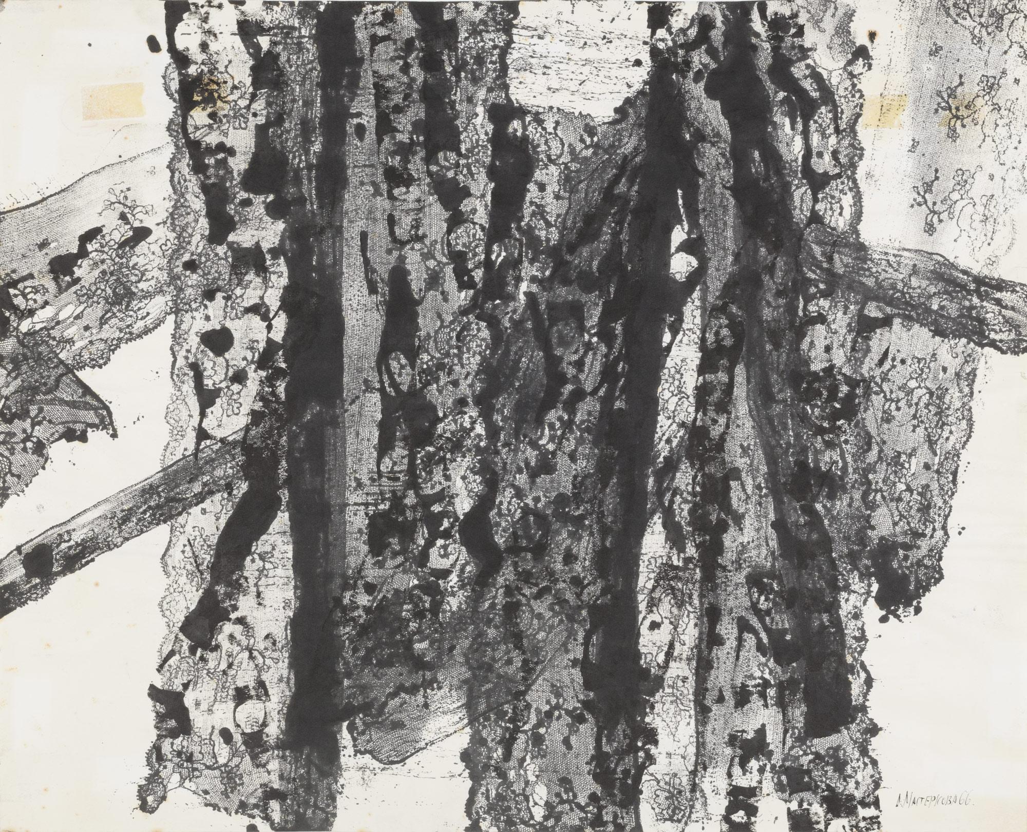 Composizione, 1966