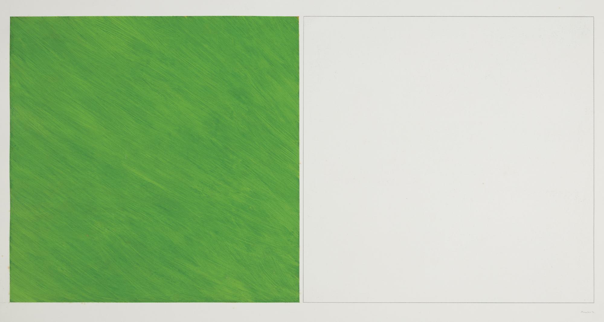 Verde, 1972