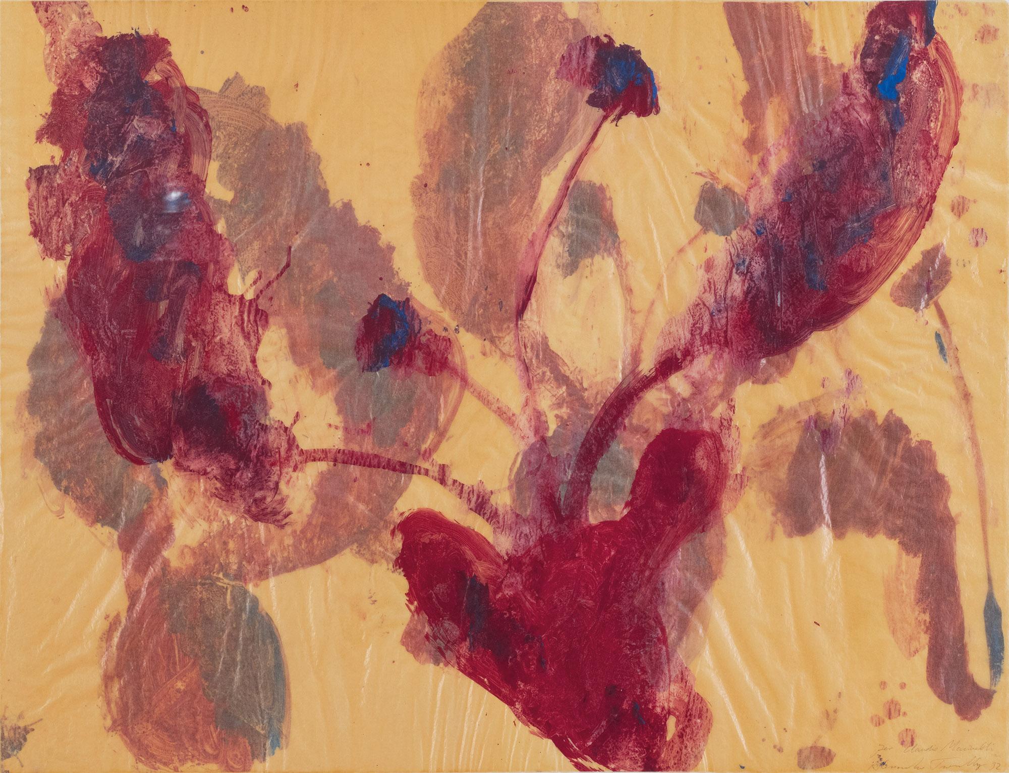 Composizione, 1992