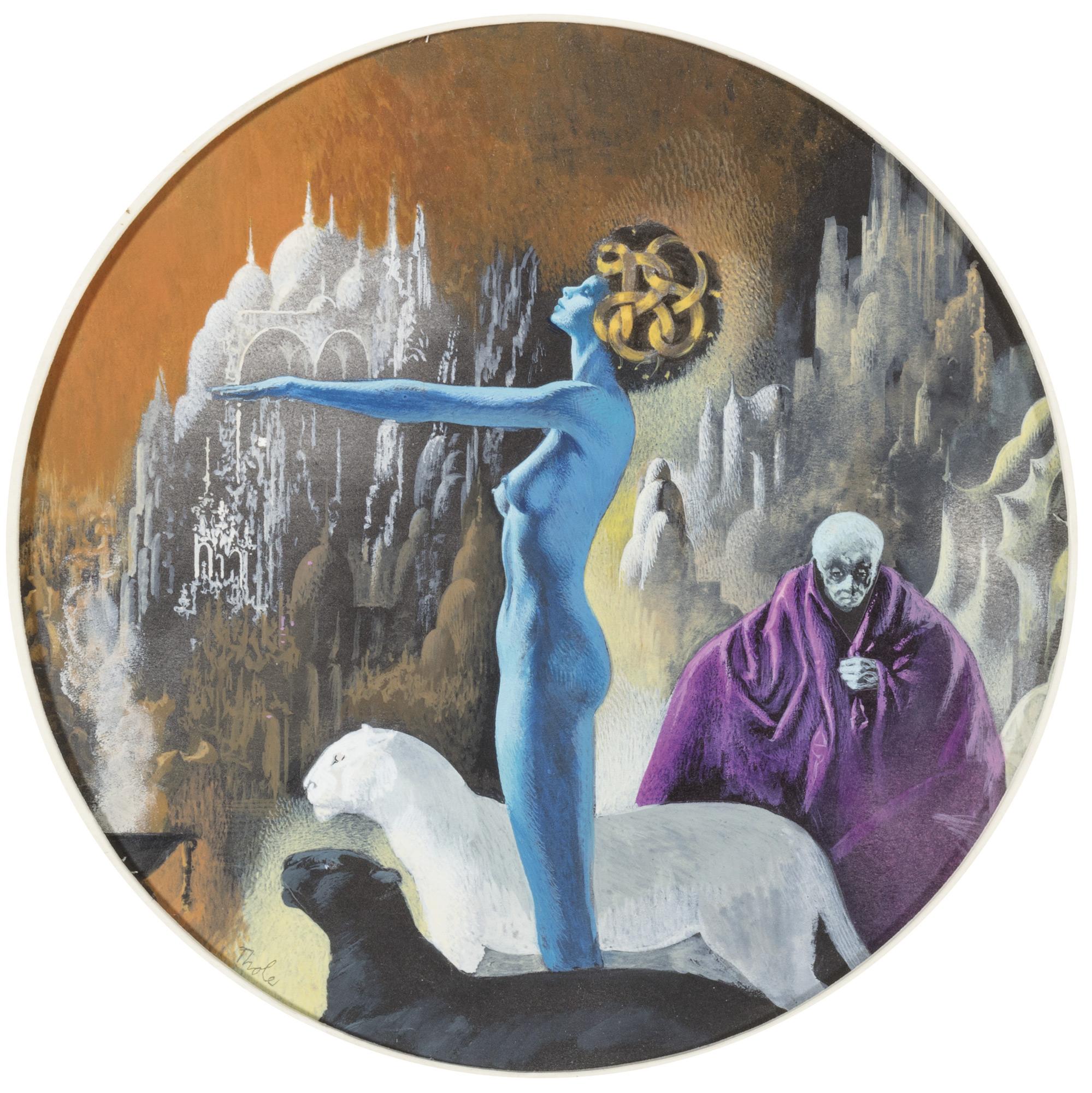 Stirpe di alieno, 1987