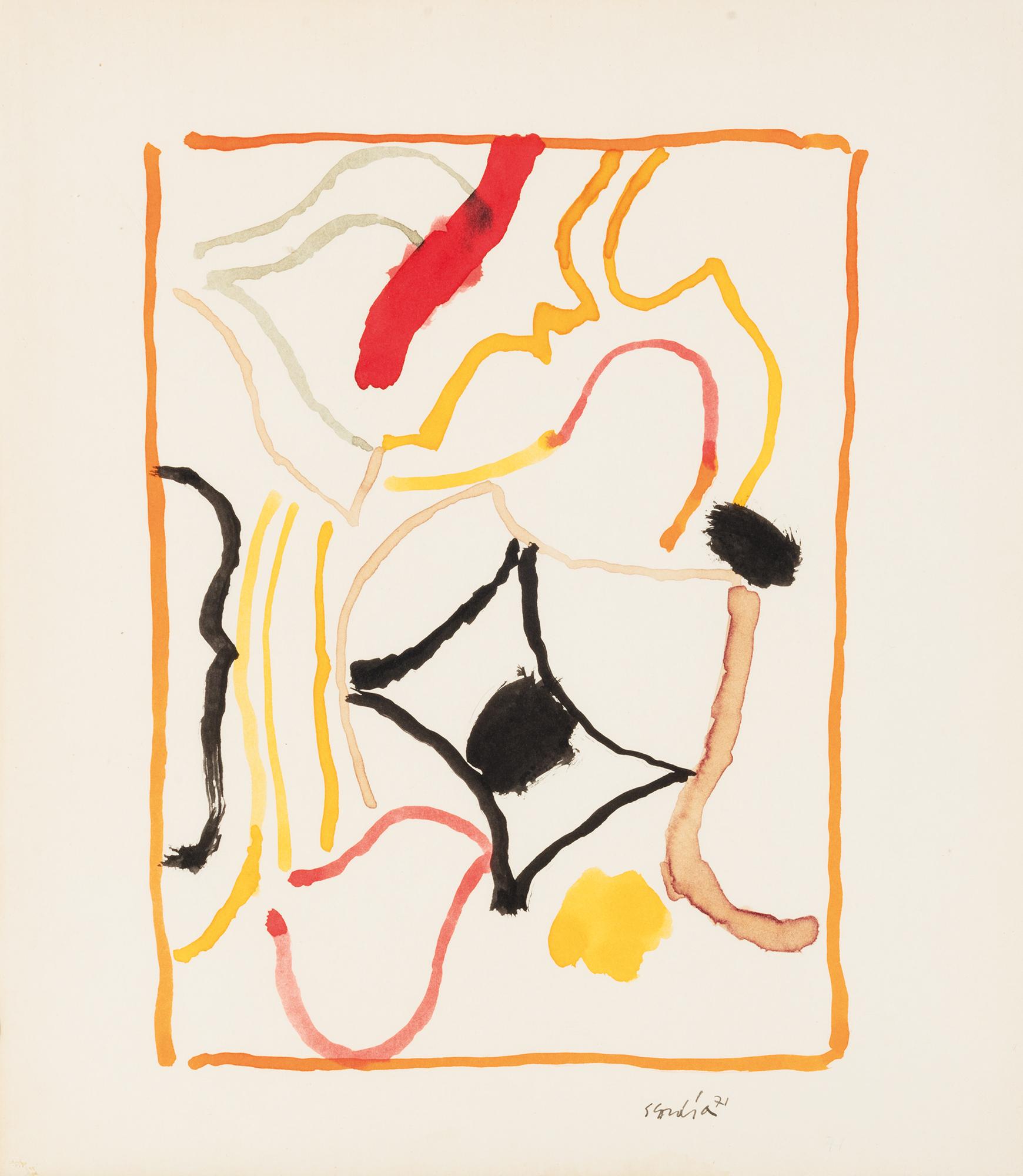 Composizione, 1971