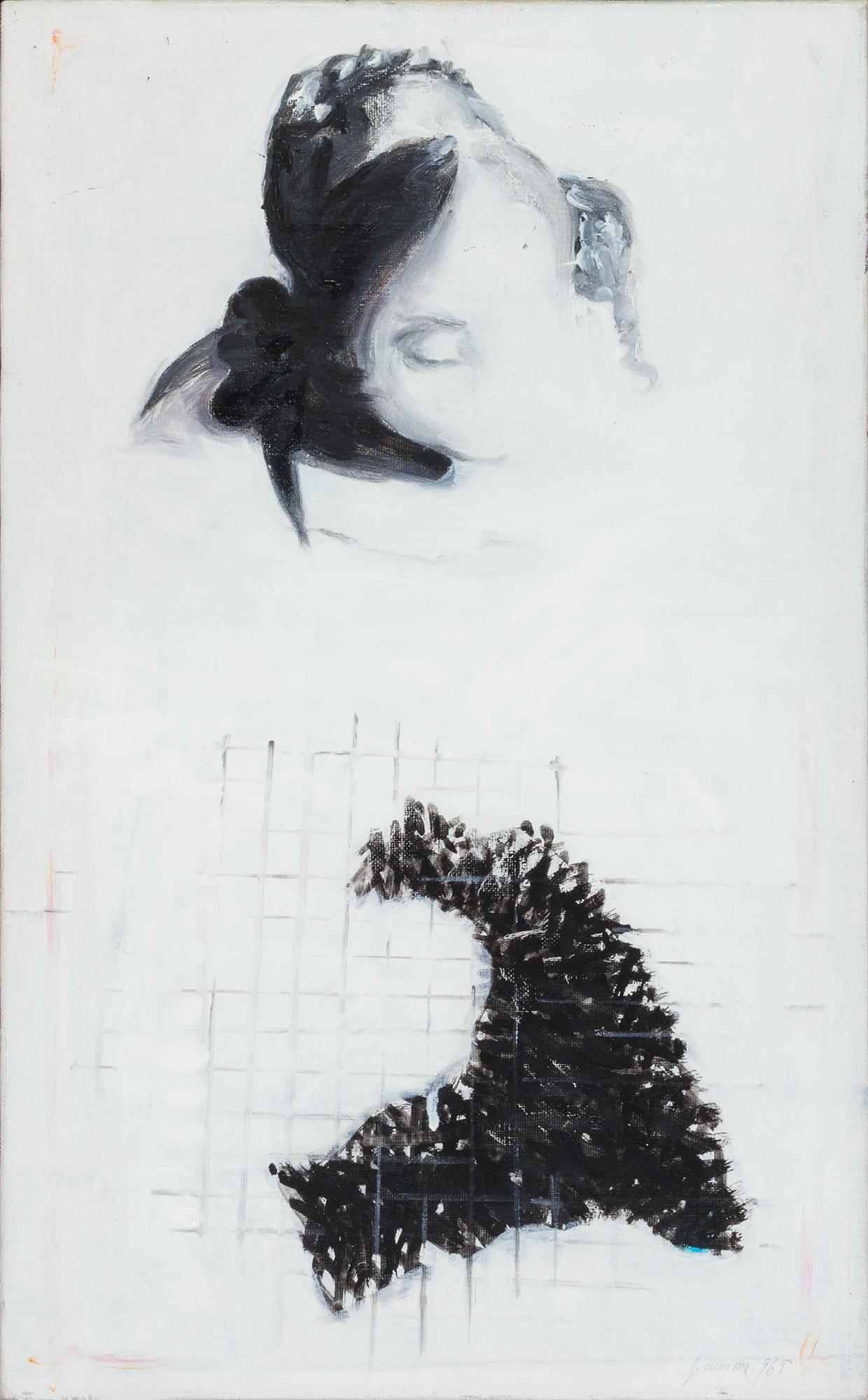 Studio di testa, 1965