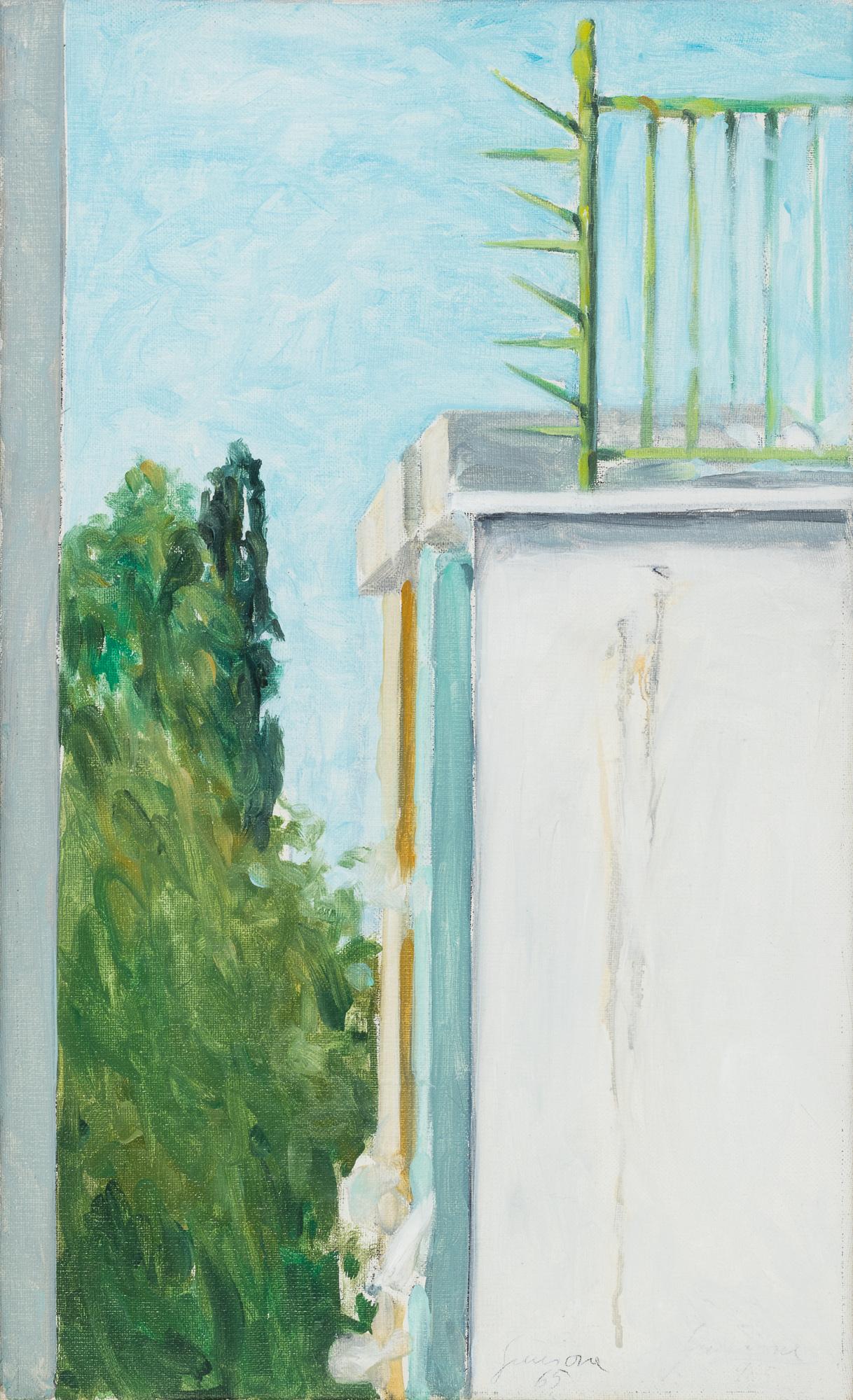 Paesaggio, 1965