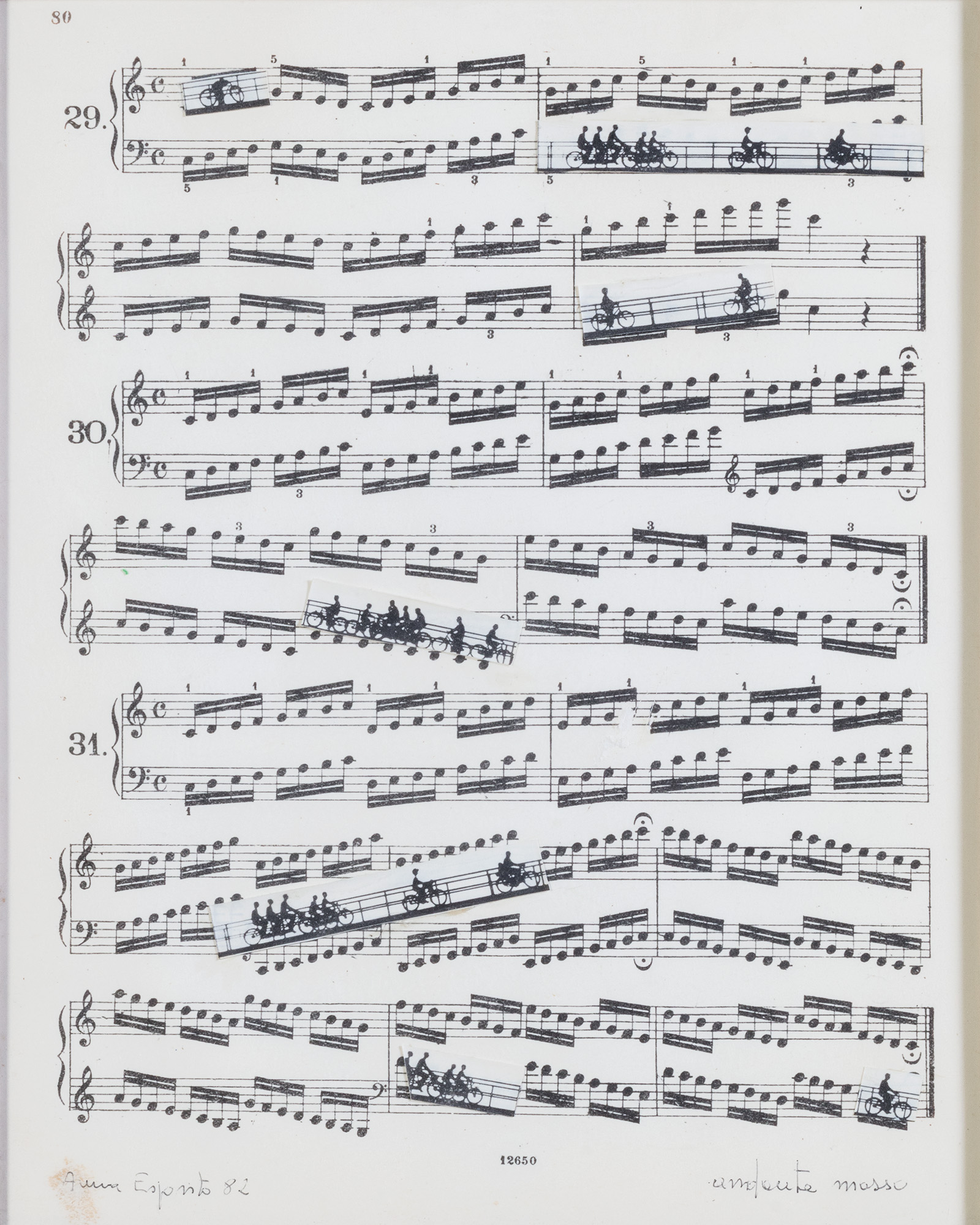 Andante mosso, 1982