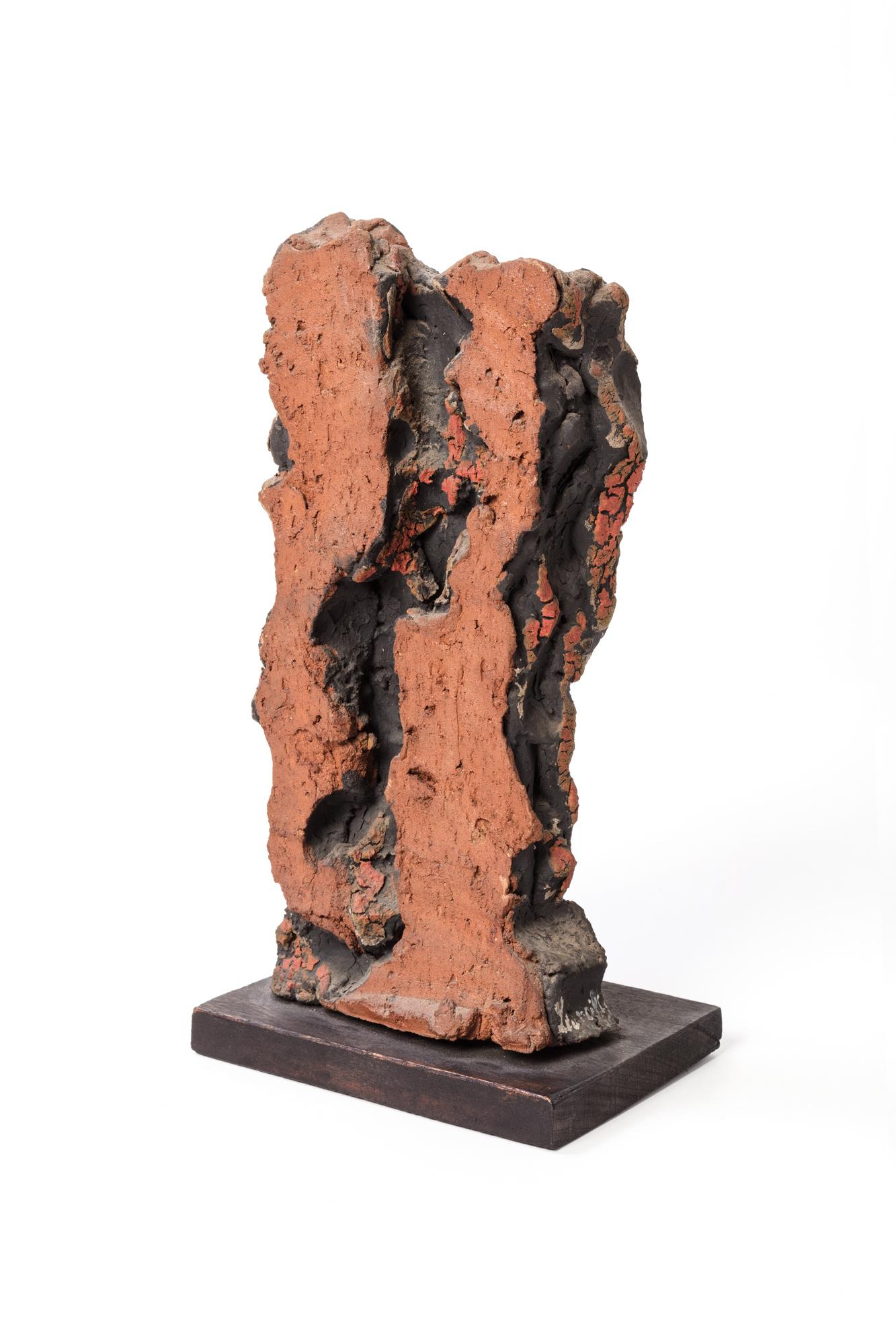 Taglio rosso, 1961