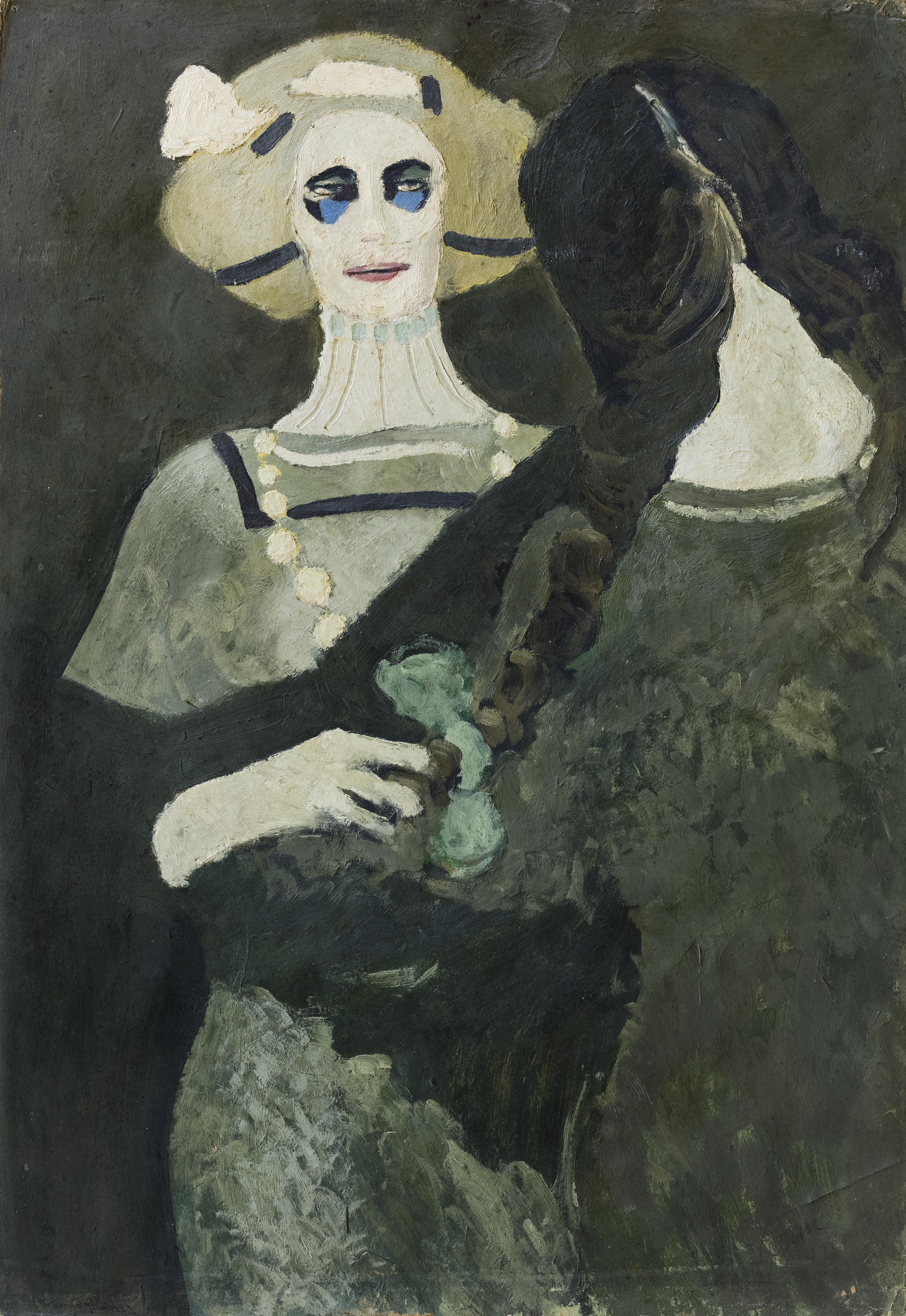 Le Parigine, 1908