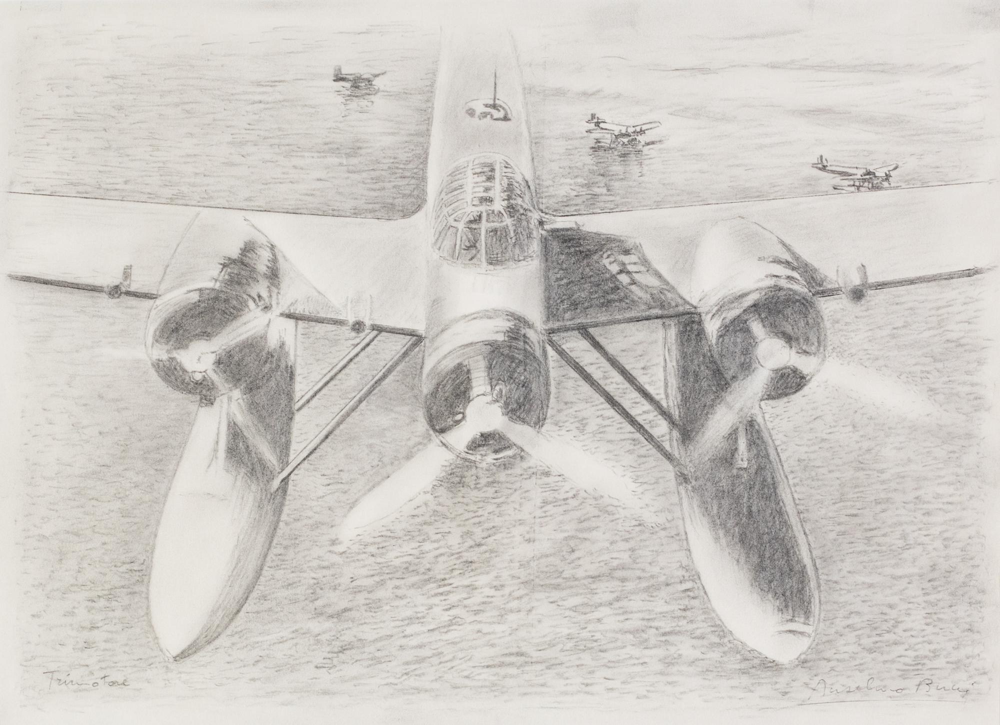 Trimotore, (1942)
