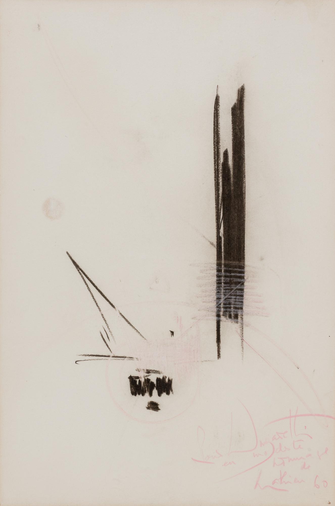 Composizione, 1960