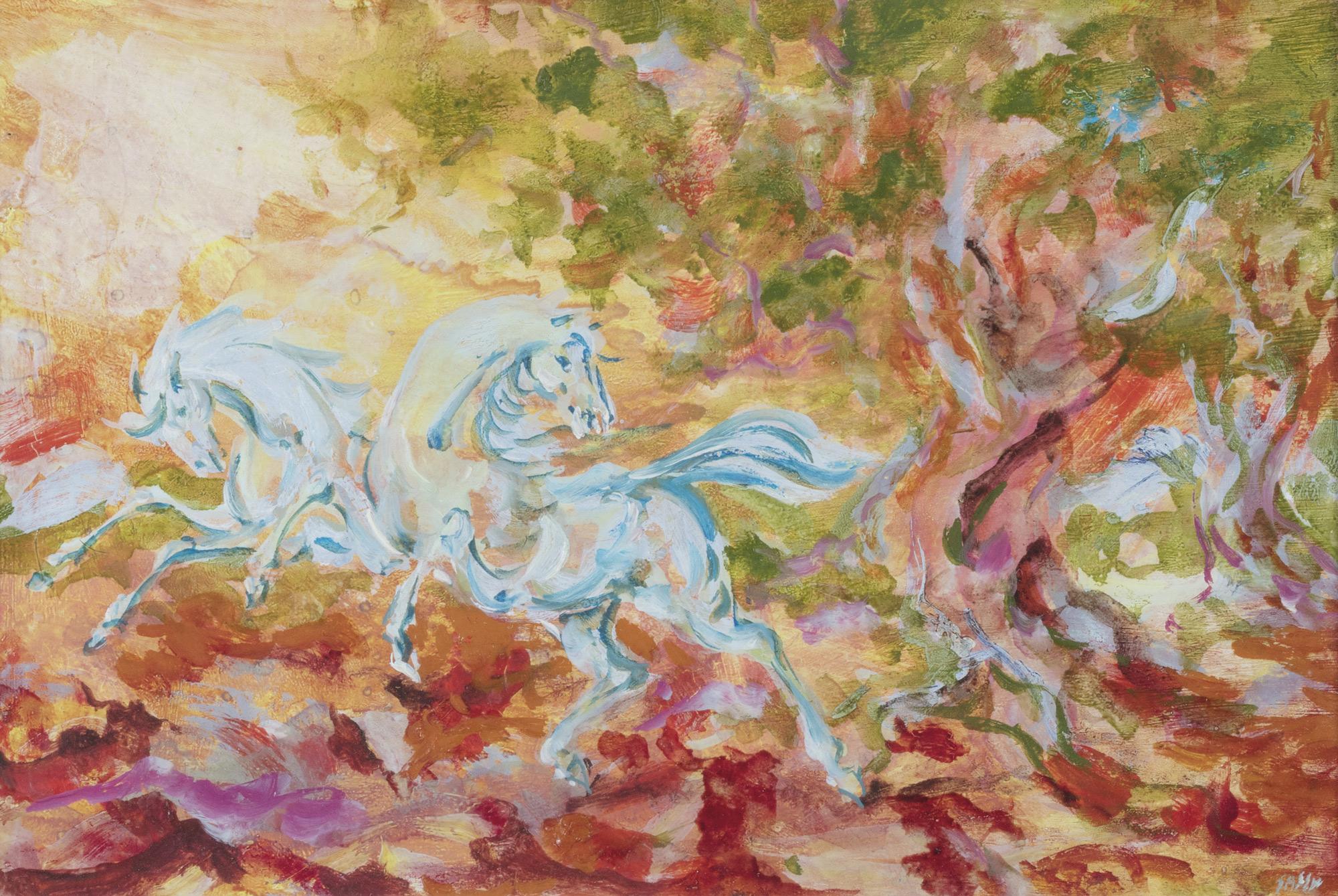 I cavalli di Castore e Polluce, 1968