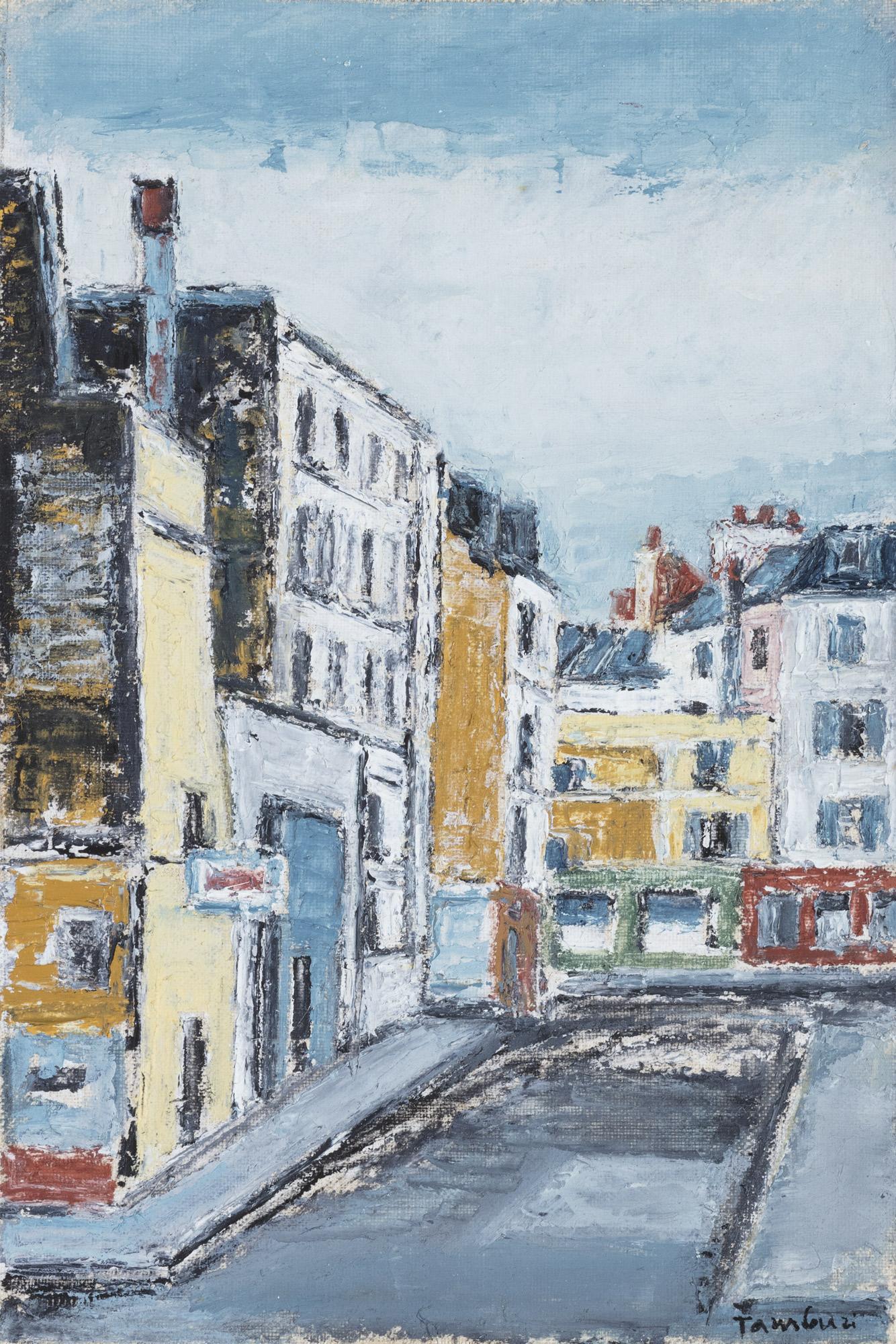 Strada a Rue du Foin, 1969