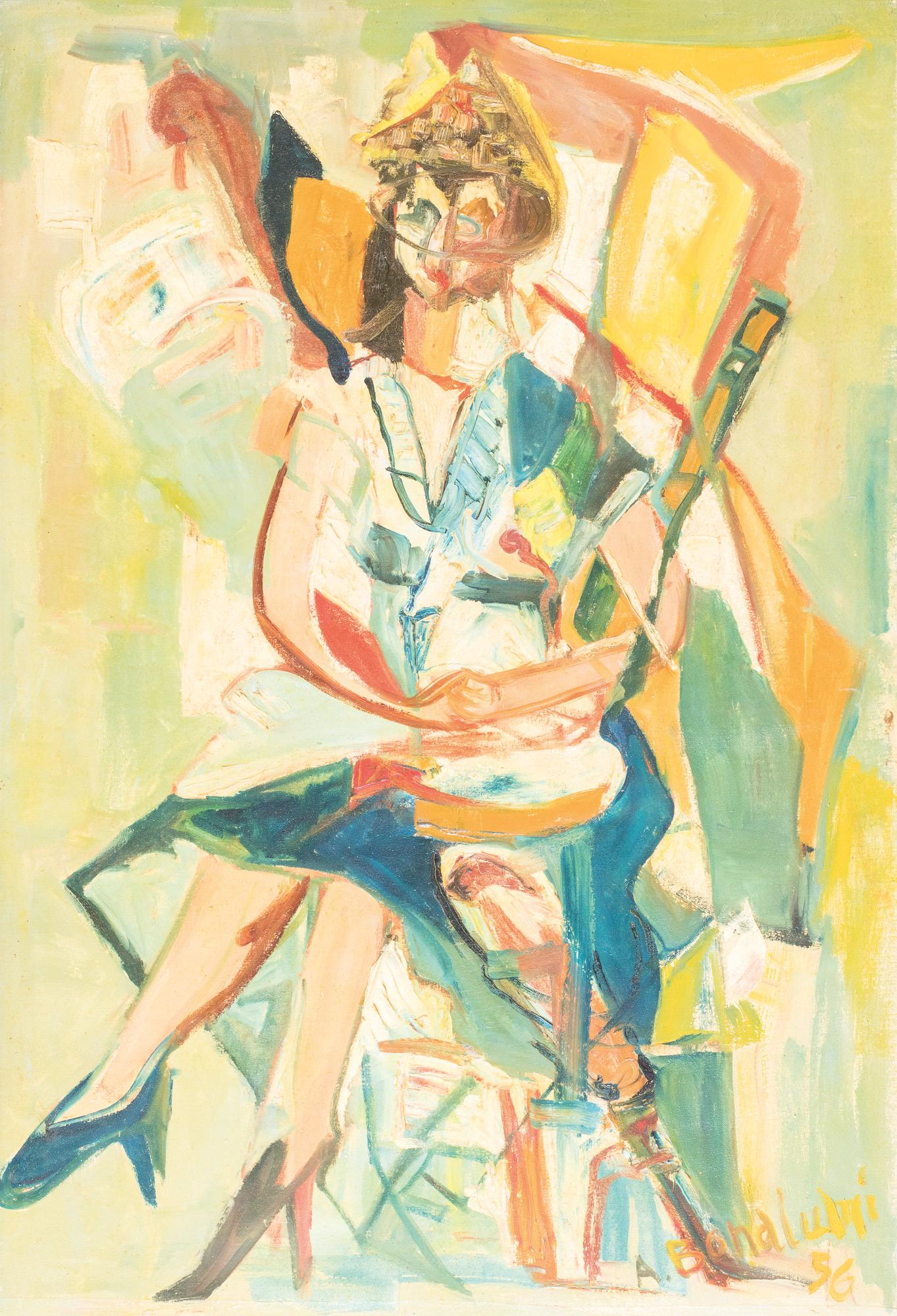 Ritratto di Signora, 1956