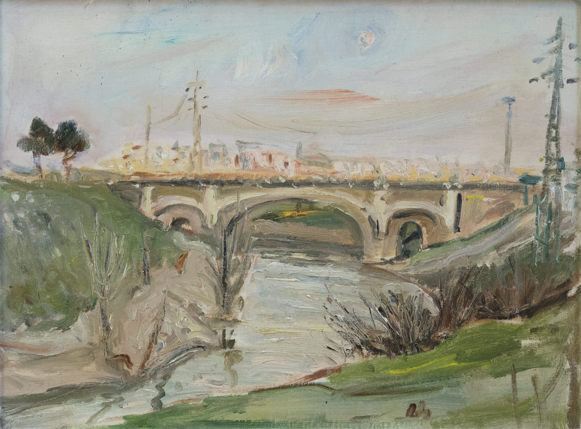 Il Ponte, 1950