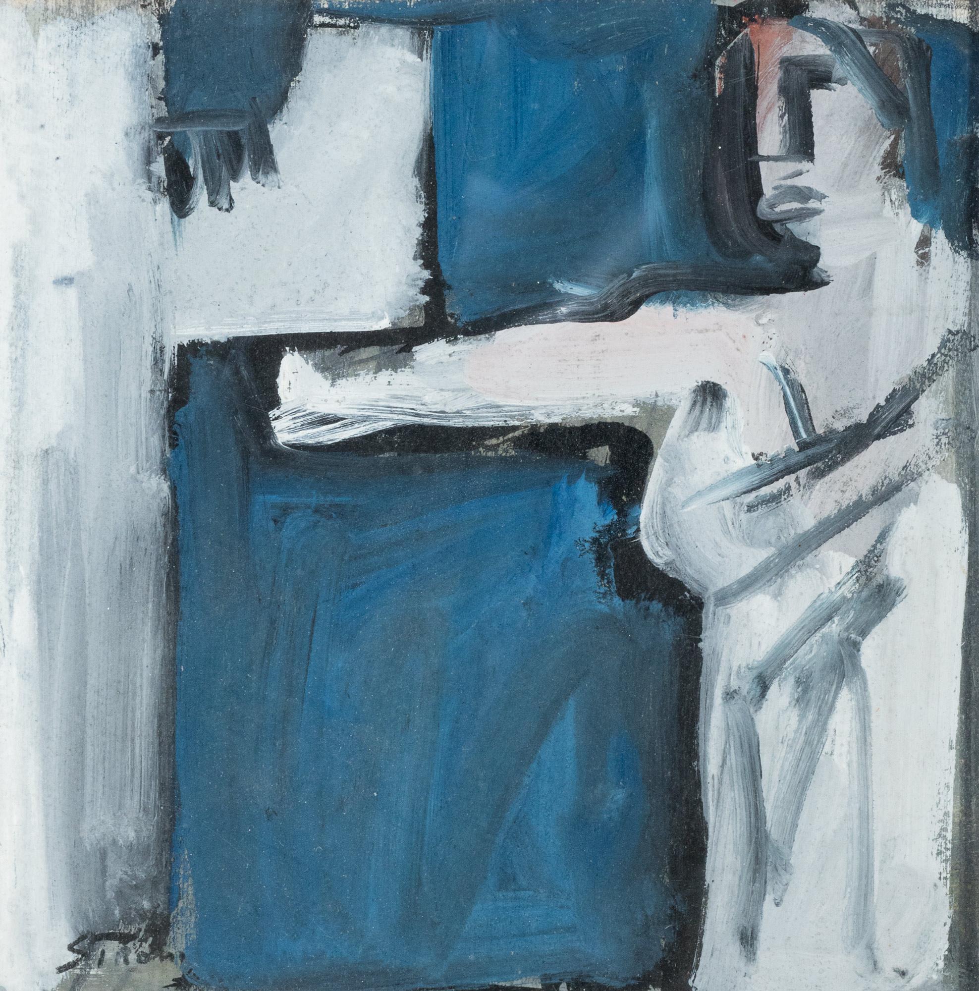 Figura femminile e fascio, 1930 ca.