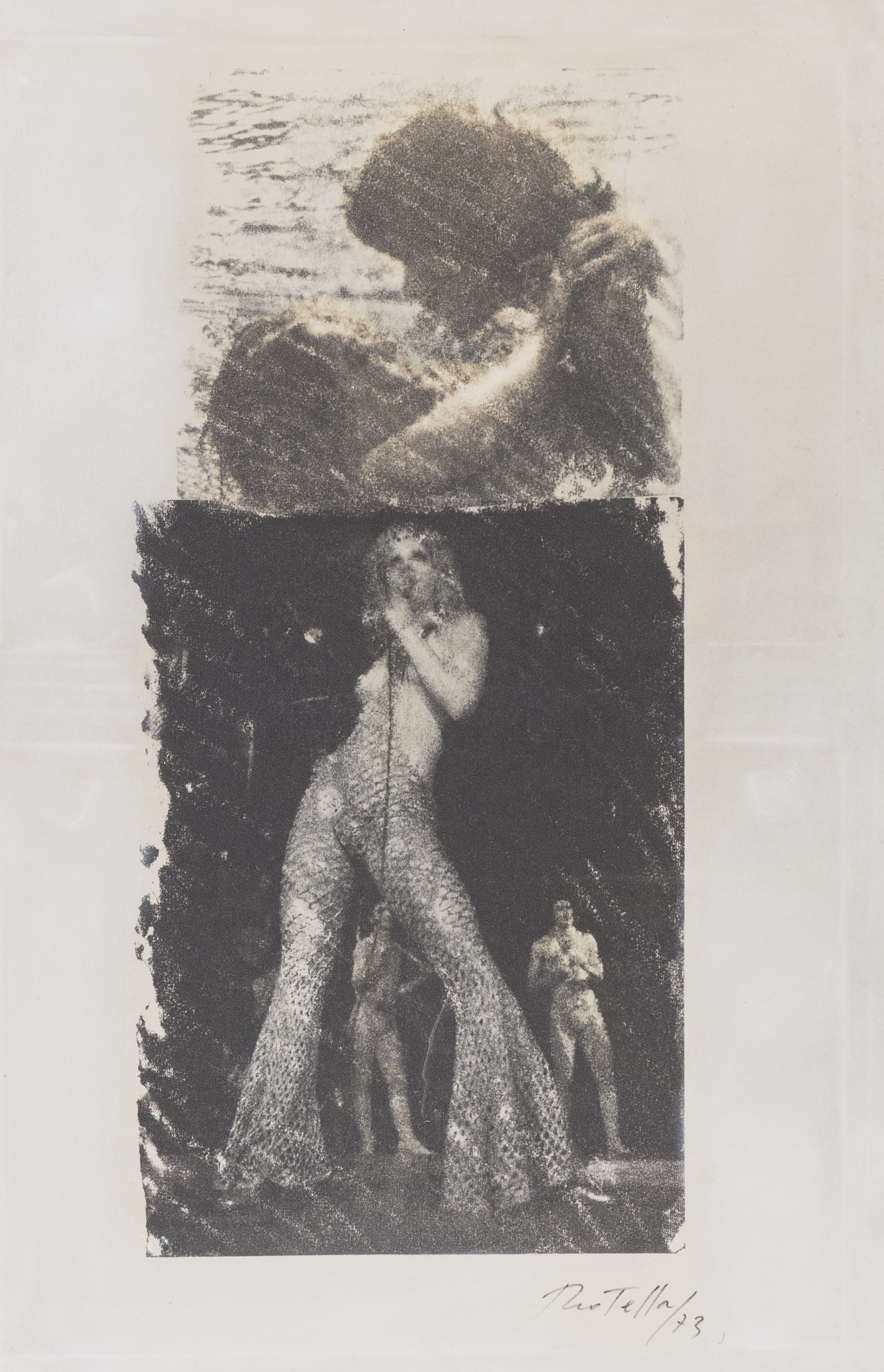 La Chanteuse, 1973