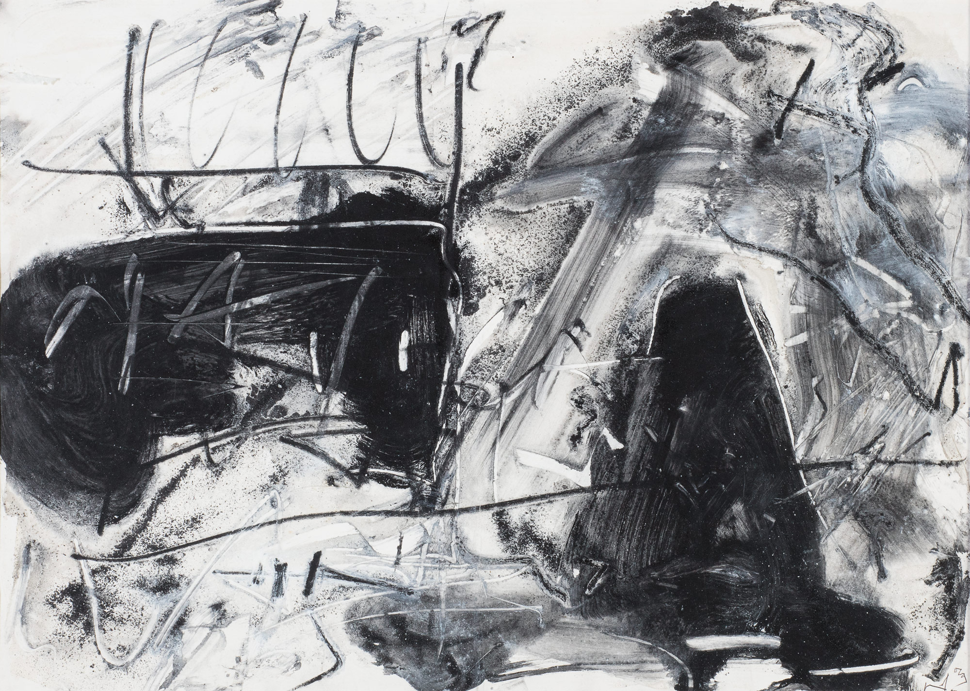 Partitura, 1990