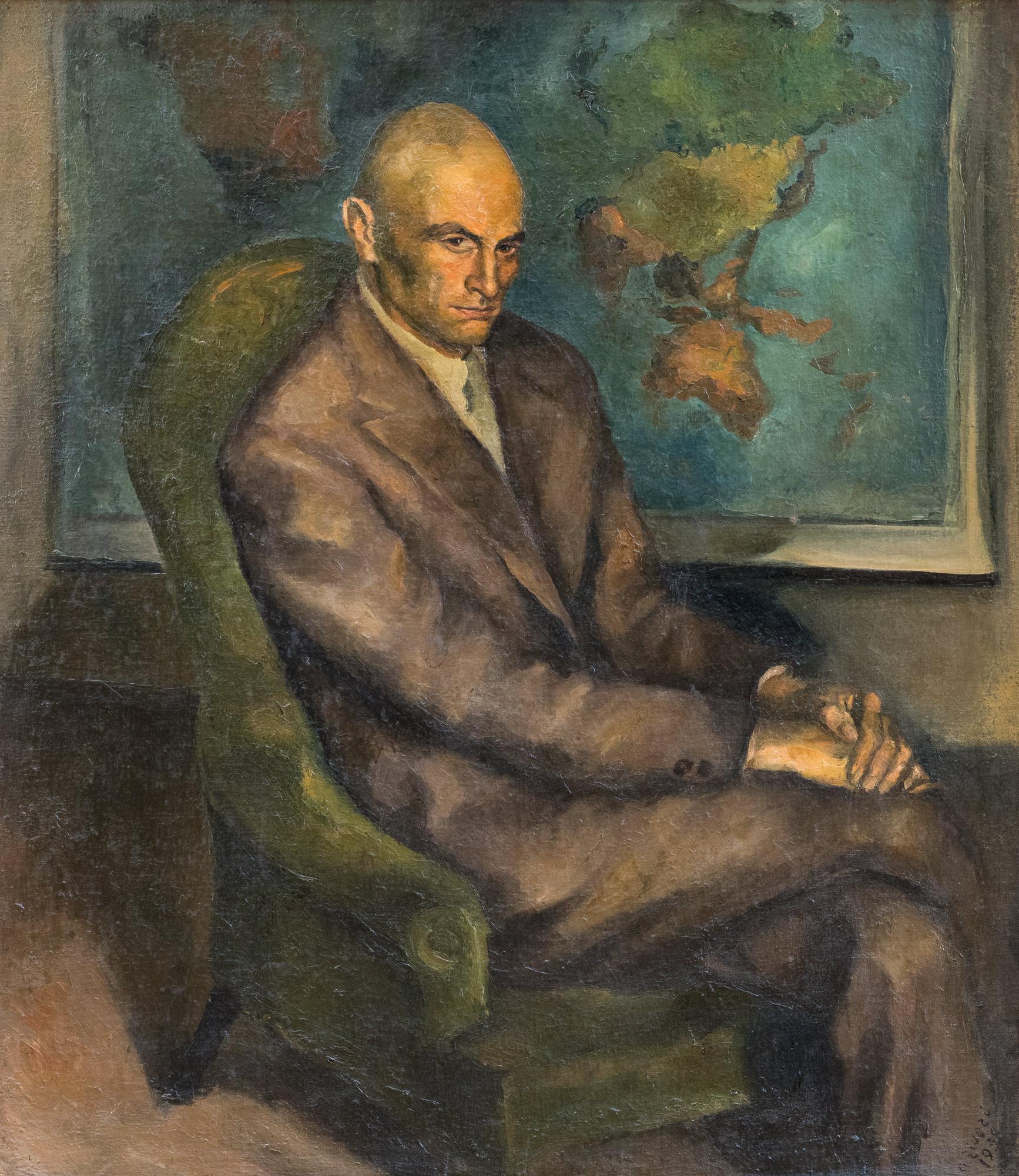 Ritratto di GrandJacquet, 1938