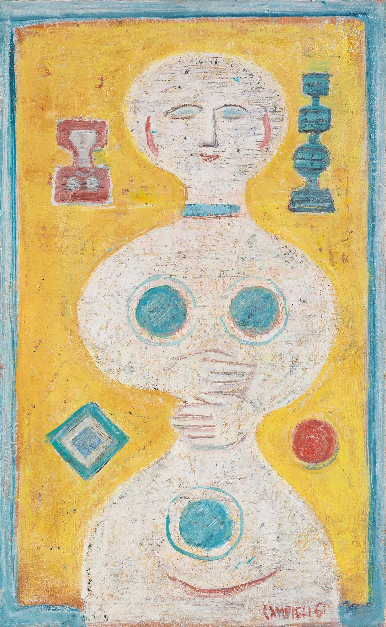 Idolo bianco, 1961