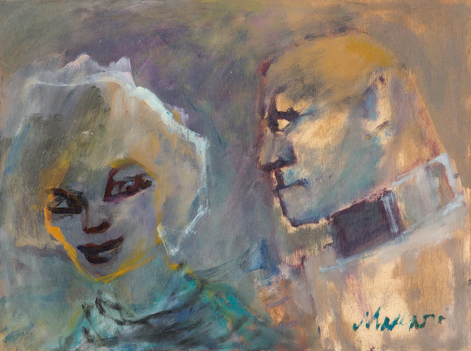 Uomo e donna, Anni '80