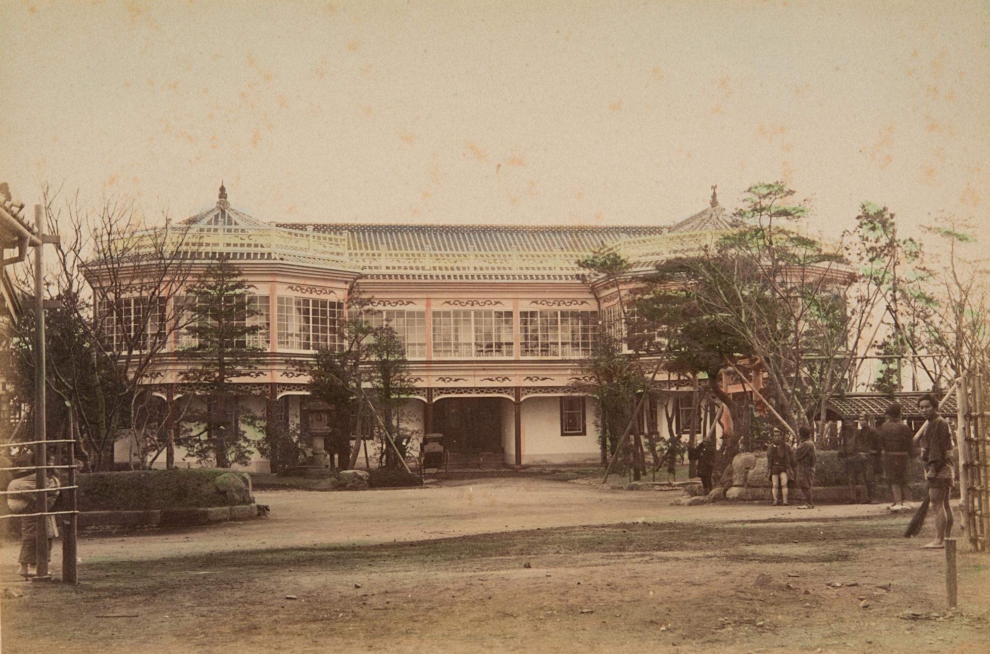 Giappone, seconda metà 1800
