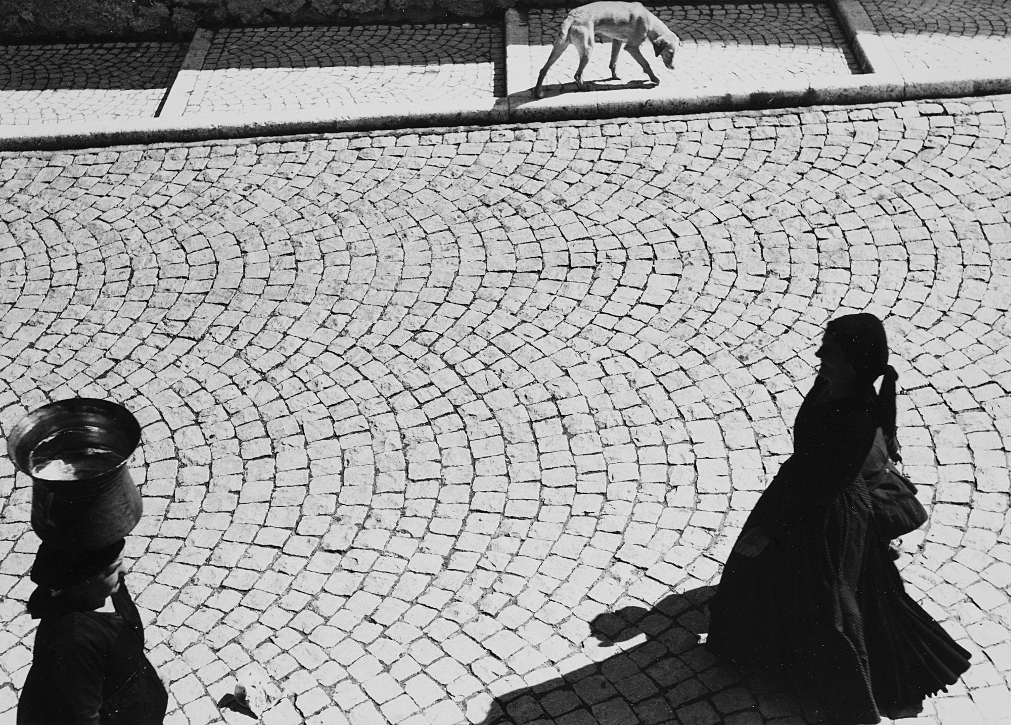 La strada di Scanno, 1957