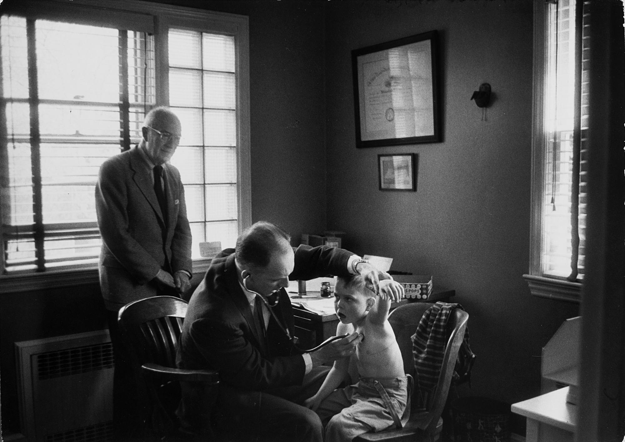 Il medico e il reportage, anni 1960