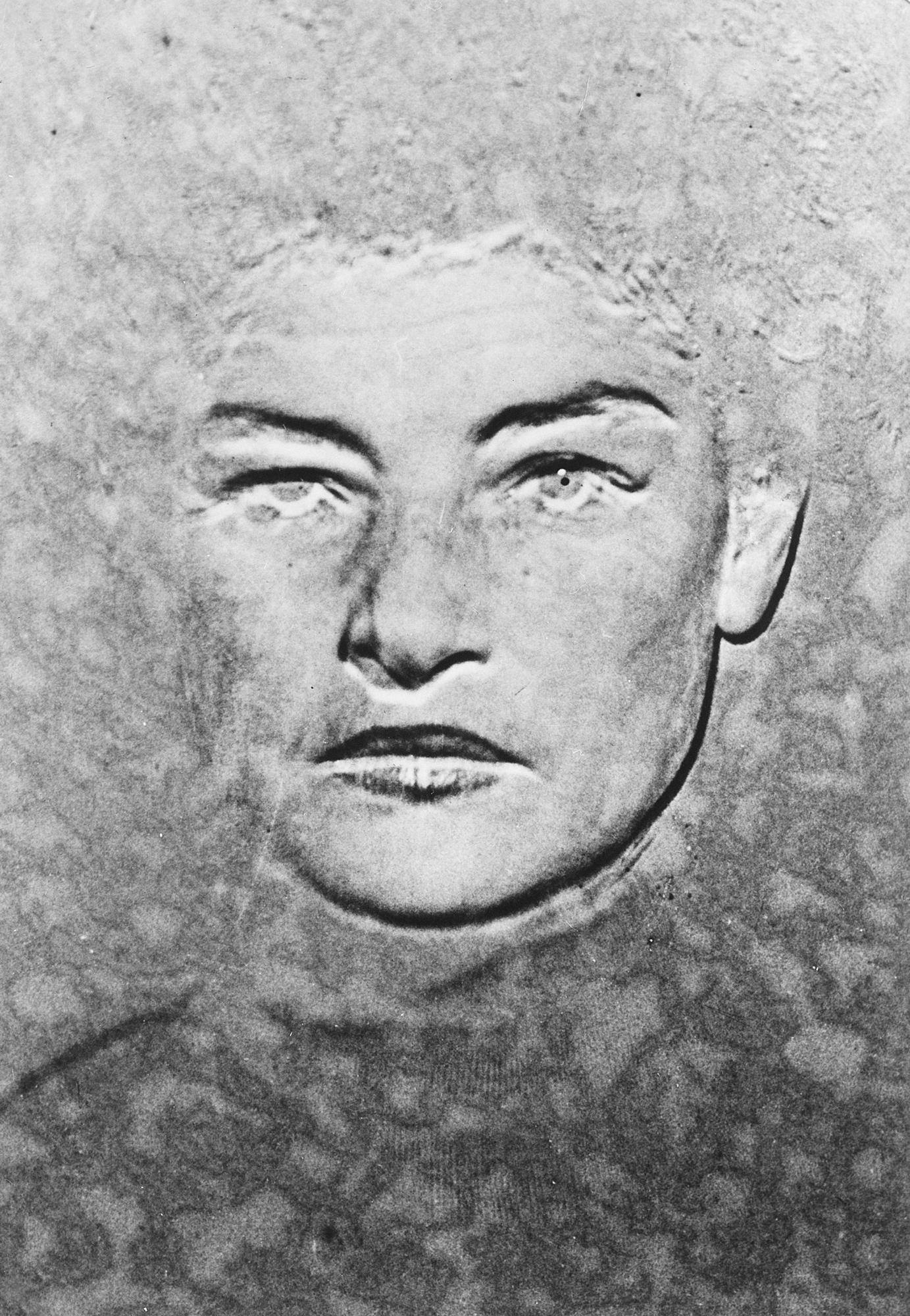 Portrait d'un poète (juliette), 1954