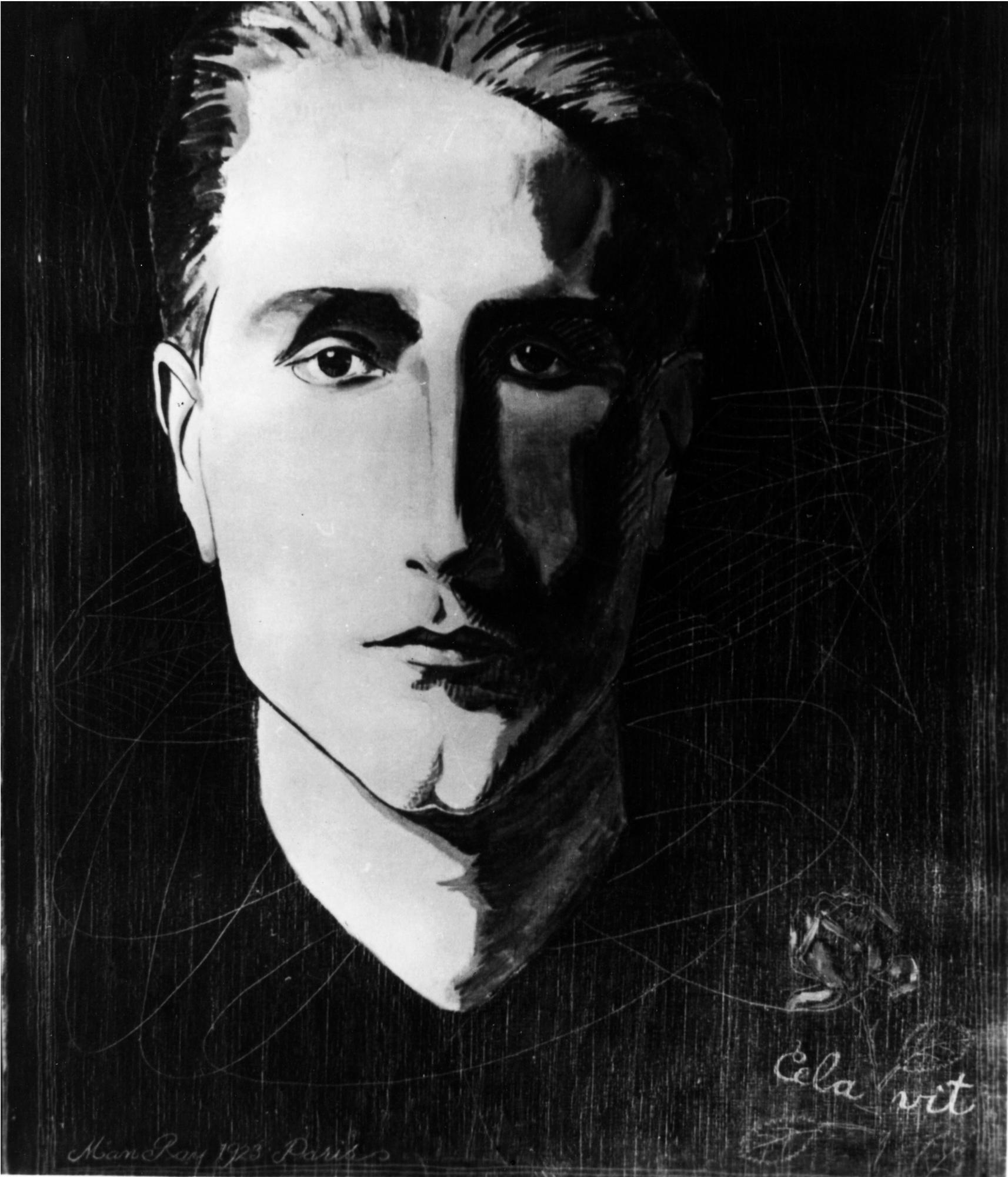 Ritratto di Marcel Duchamp, 1923