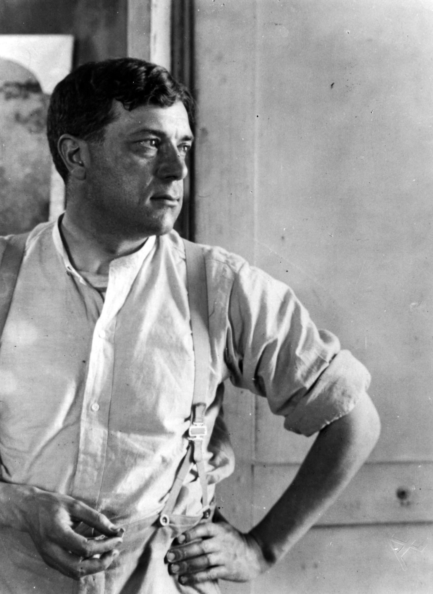 Georges Braque, 1922