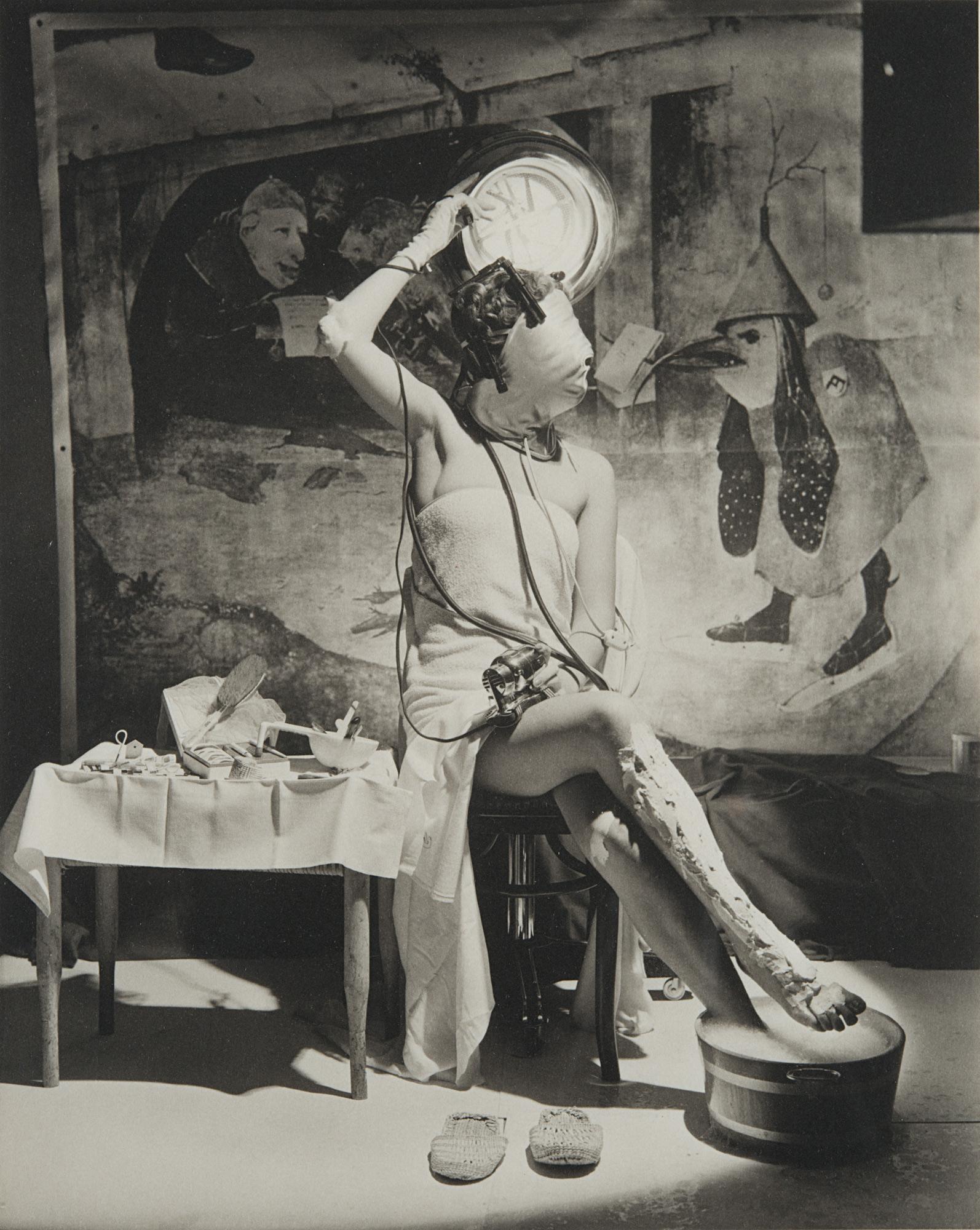 Electric Beauty, Paris, 1939