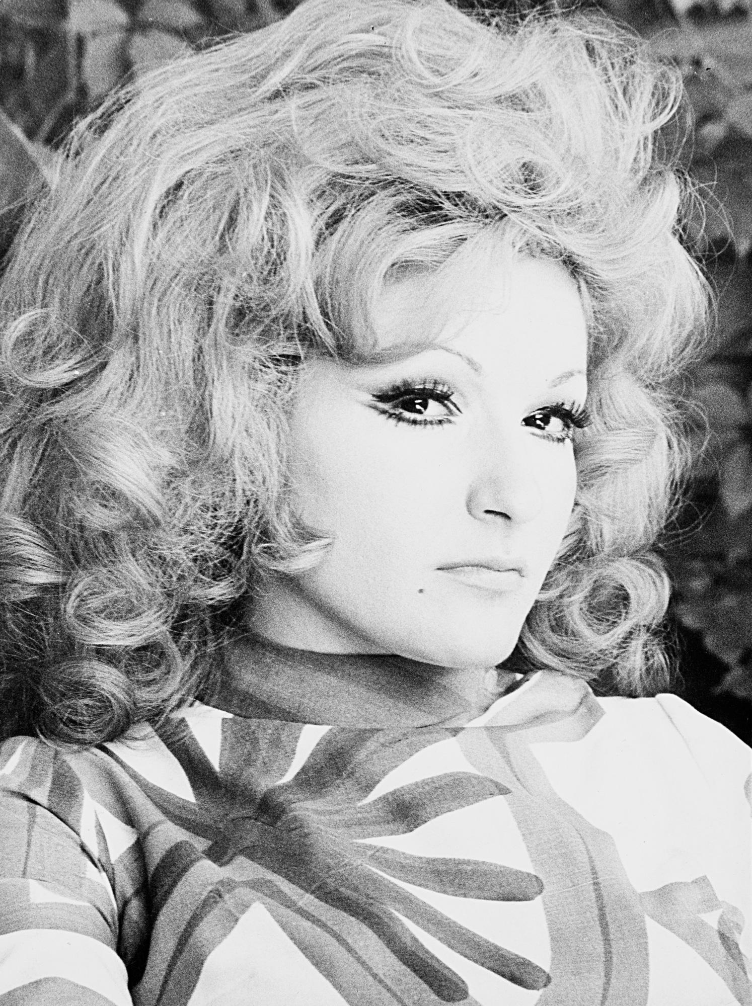 Lucia Valeria, anni 1960