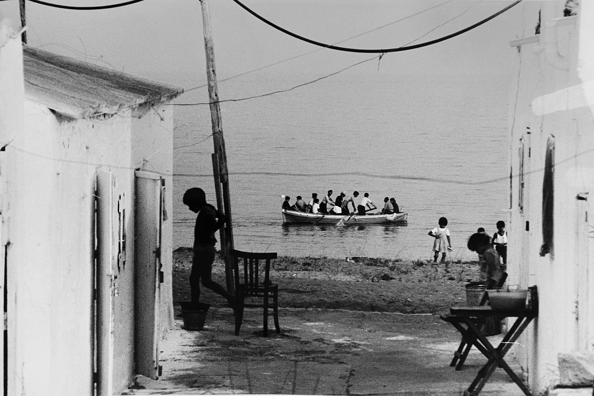 Ginosa marina, Taranto, 1970