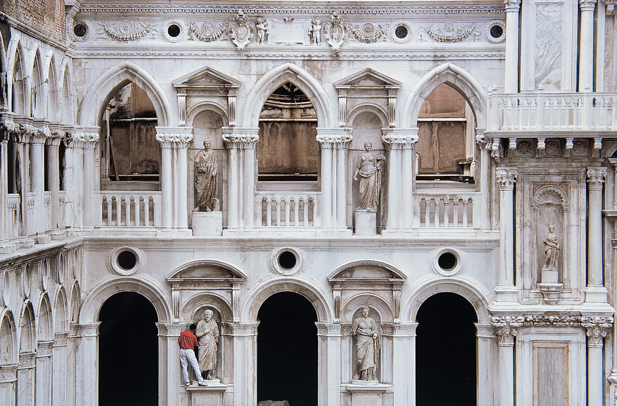 Palazzo Ducale, Venezia, anni 1990