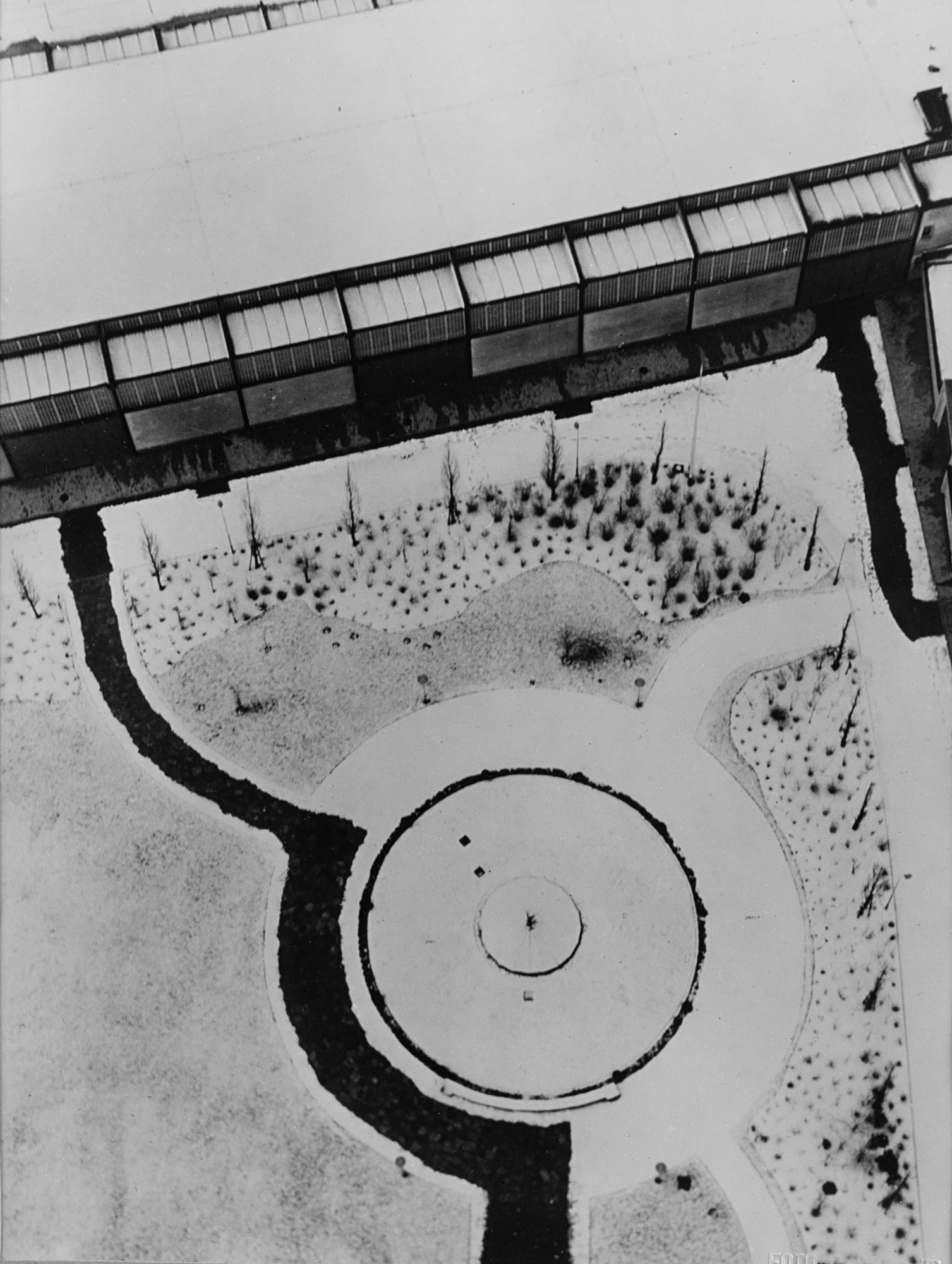 Berlin, from the Radio Tower, 1928