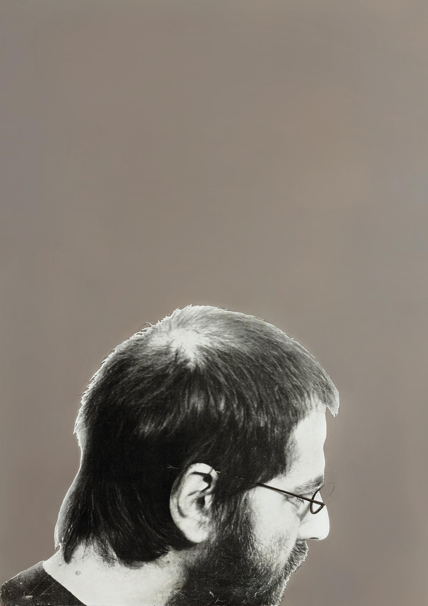 Autoritratto, Profilo, 1970