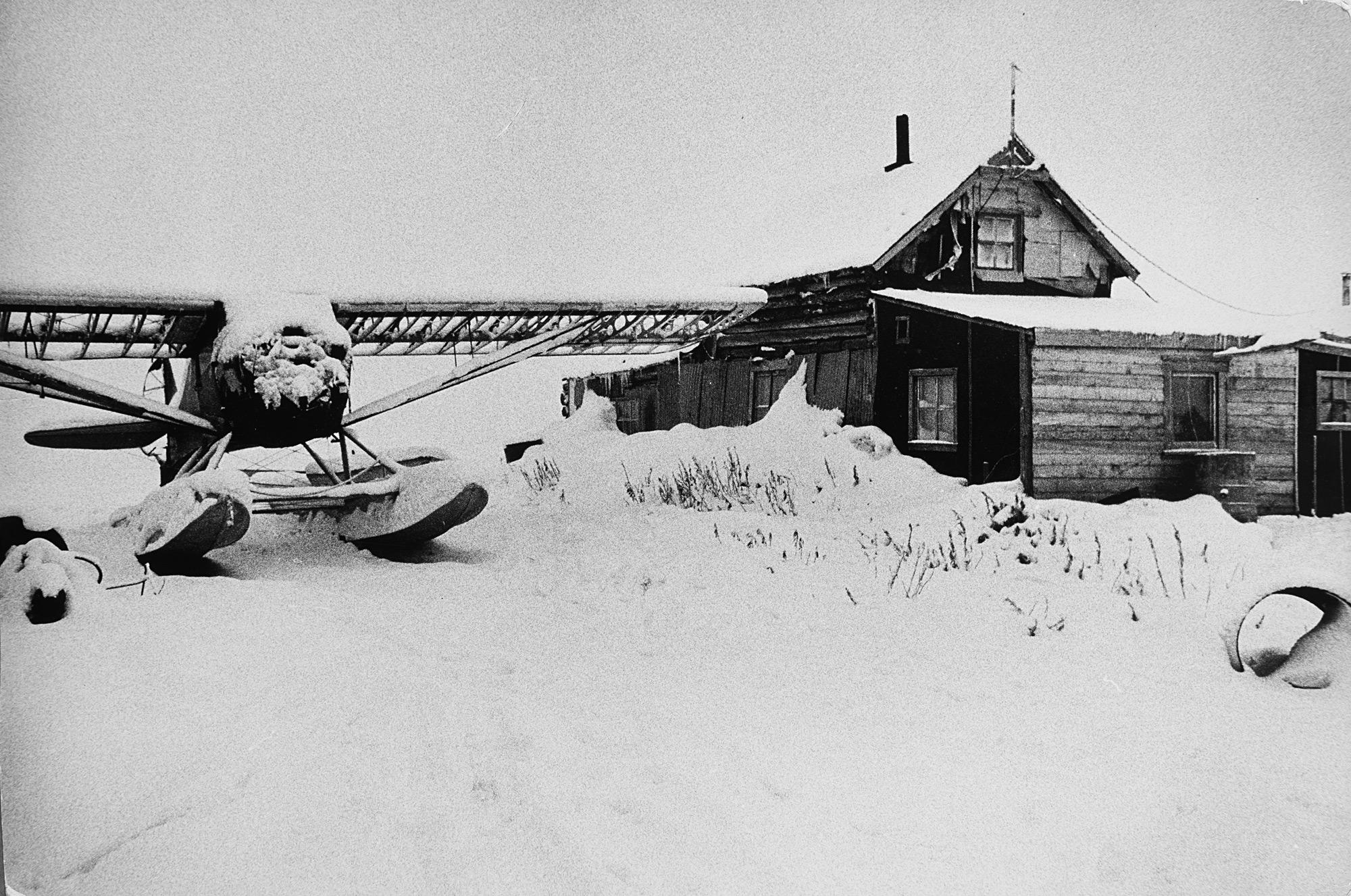 Fairbart, Alaska, 1958