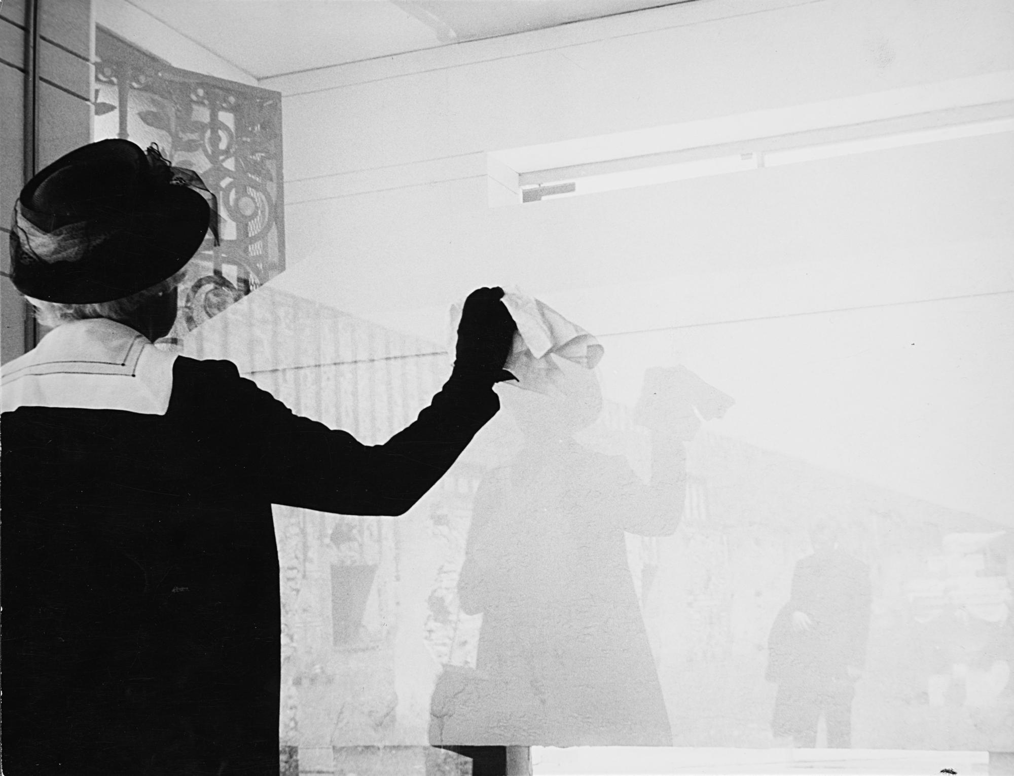 Dal film 'Otto e mezzo' di Federico Fellini, 1962