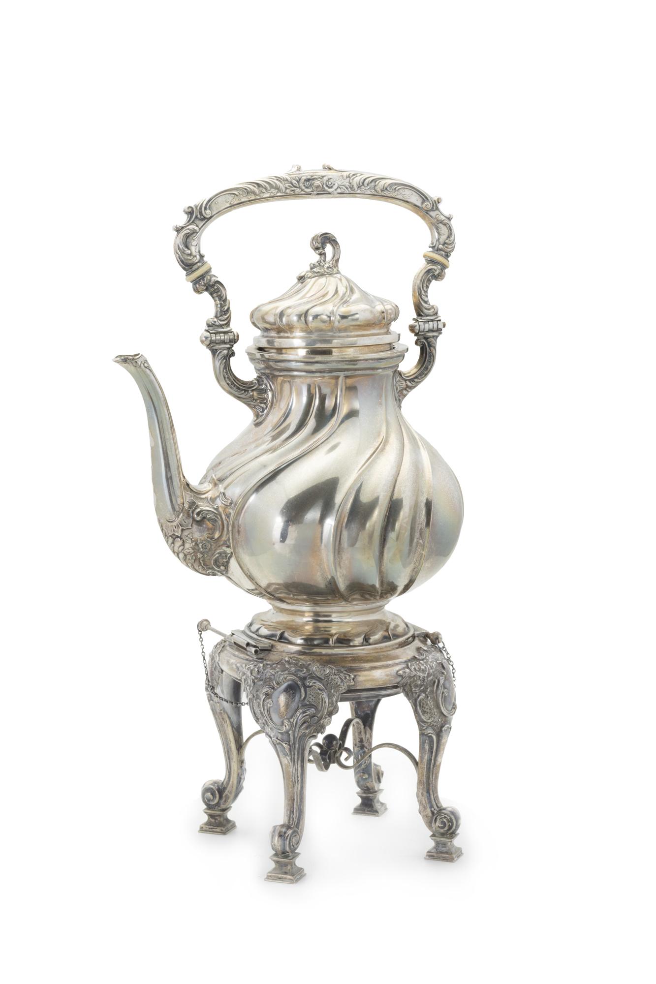 in argento, XX secolo